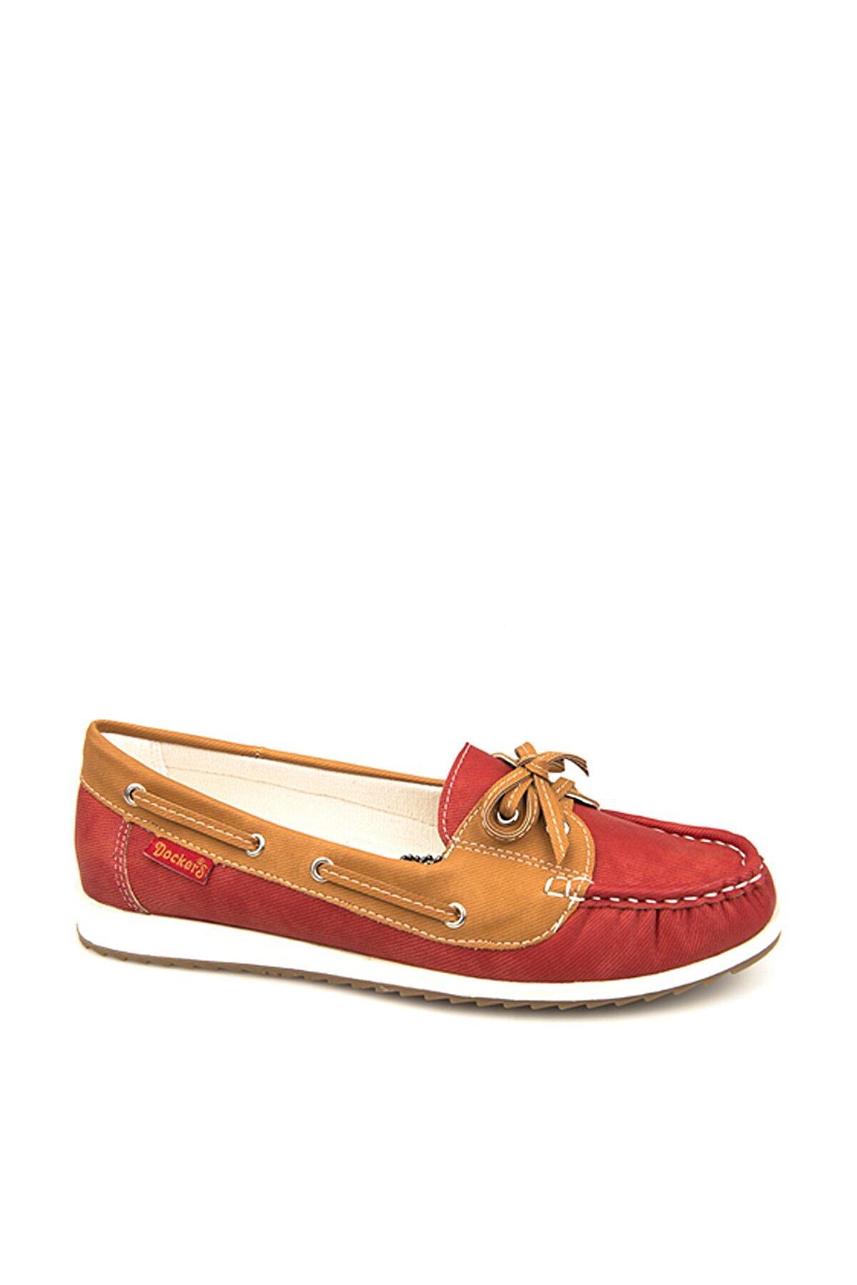 Dockers by Gerli 288027 Kırmızı Kadın Marin 100159552