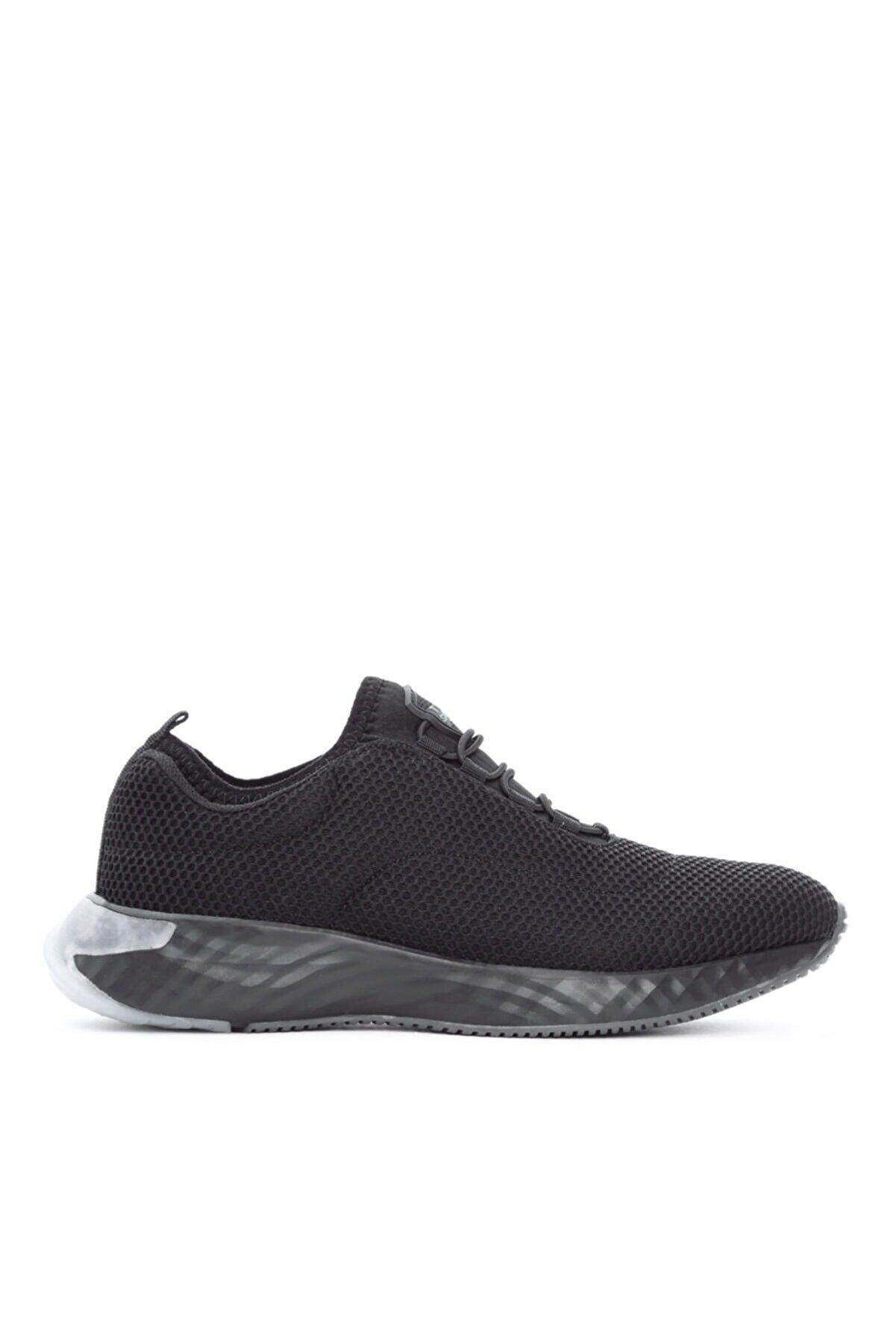 Kemal Tanca Erkek Siyah Tekstil Sneakers & Spor Ayakkabı 791 4006 Sk20-21