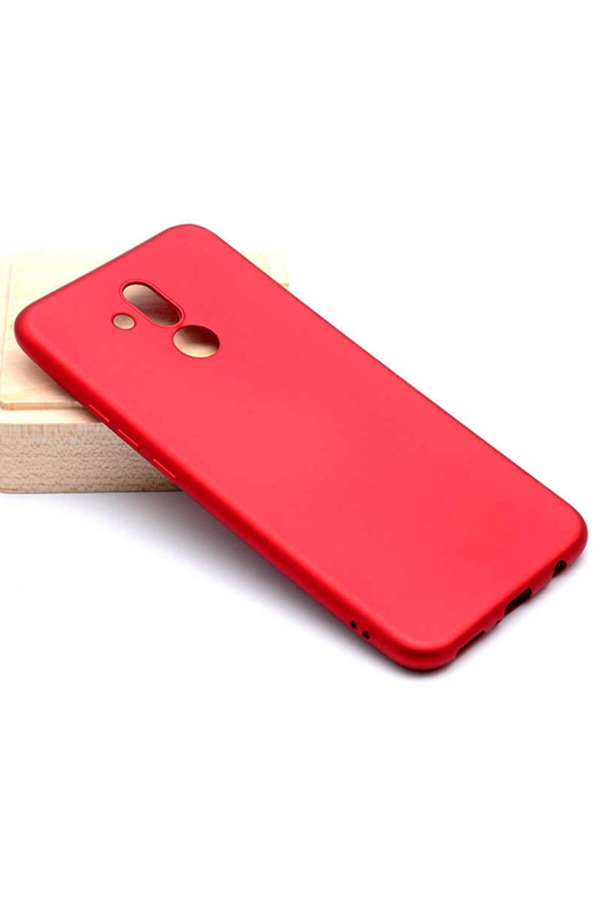 Huawei Mate 20 Lite Kılıf Ultra Ince Renkli Dayanıklı Silikon Premier Model