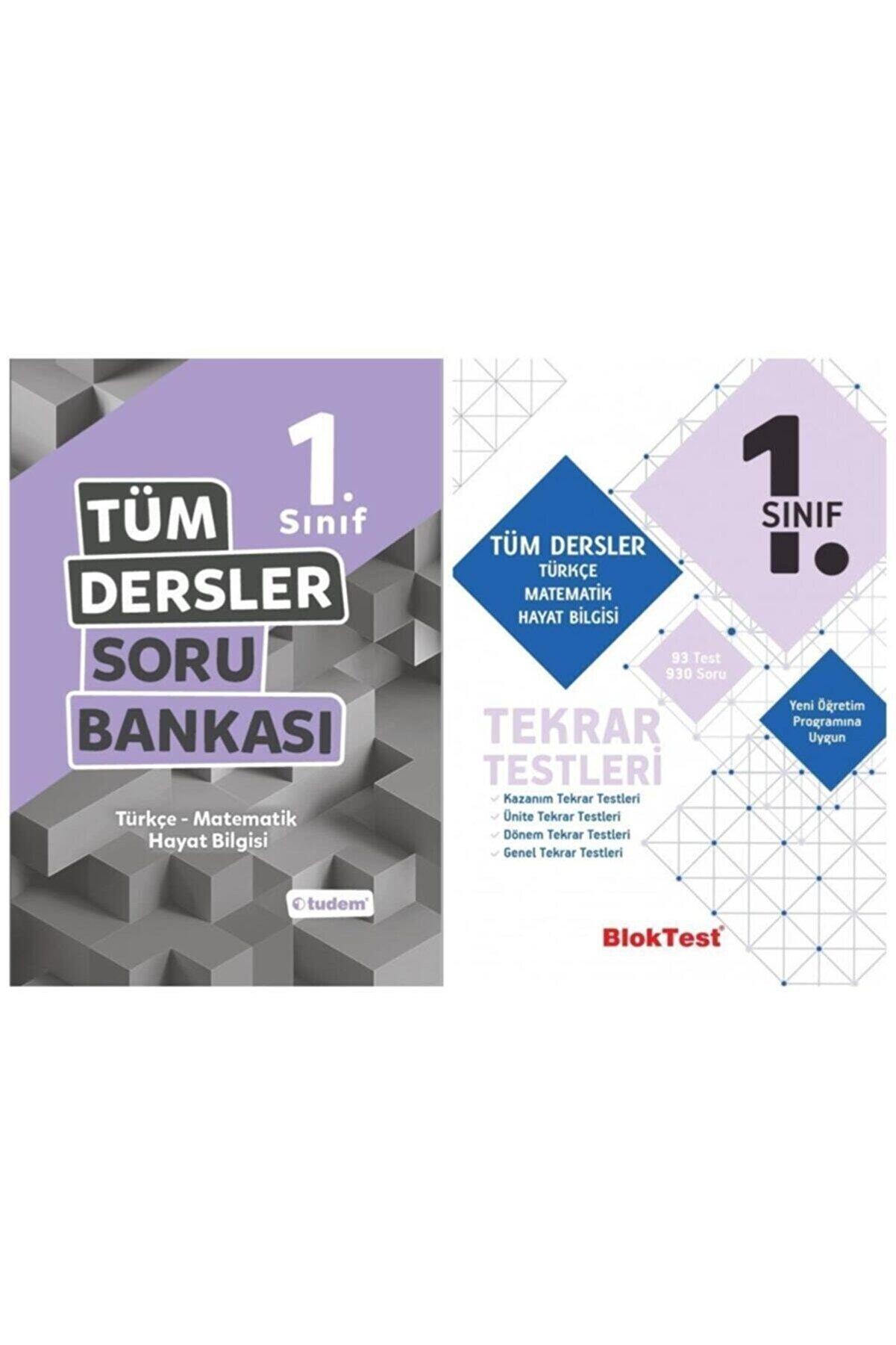 Tudem Yayınları 1. Sınıf Tüm Dersler Soru Bankası + Tekrar Testleri Yayınla