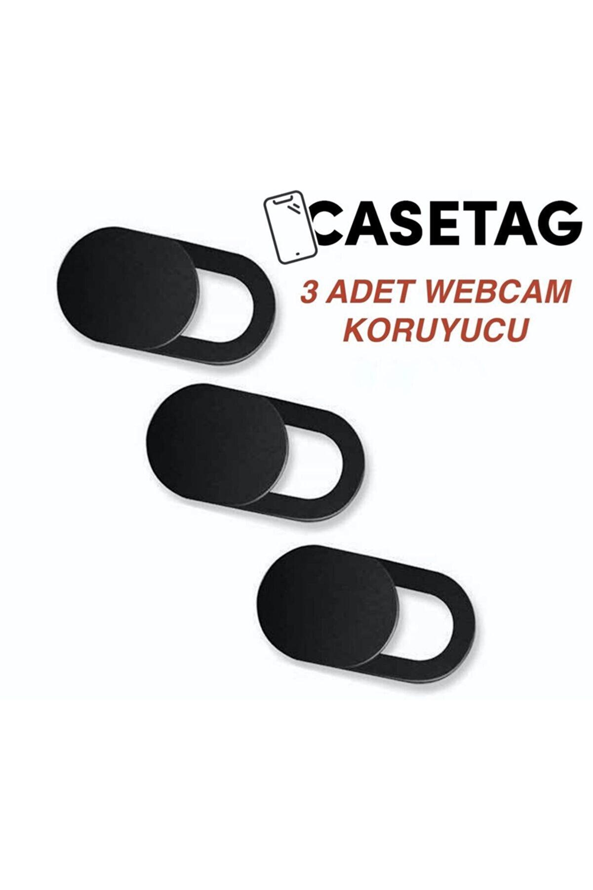 CASETAG TÜRKİYE Webcam Koruyucu