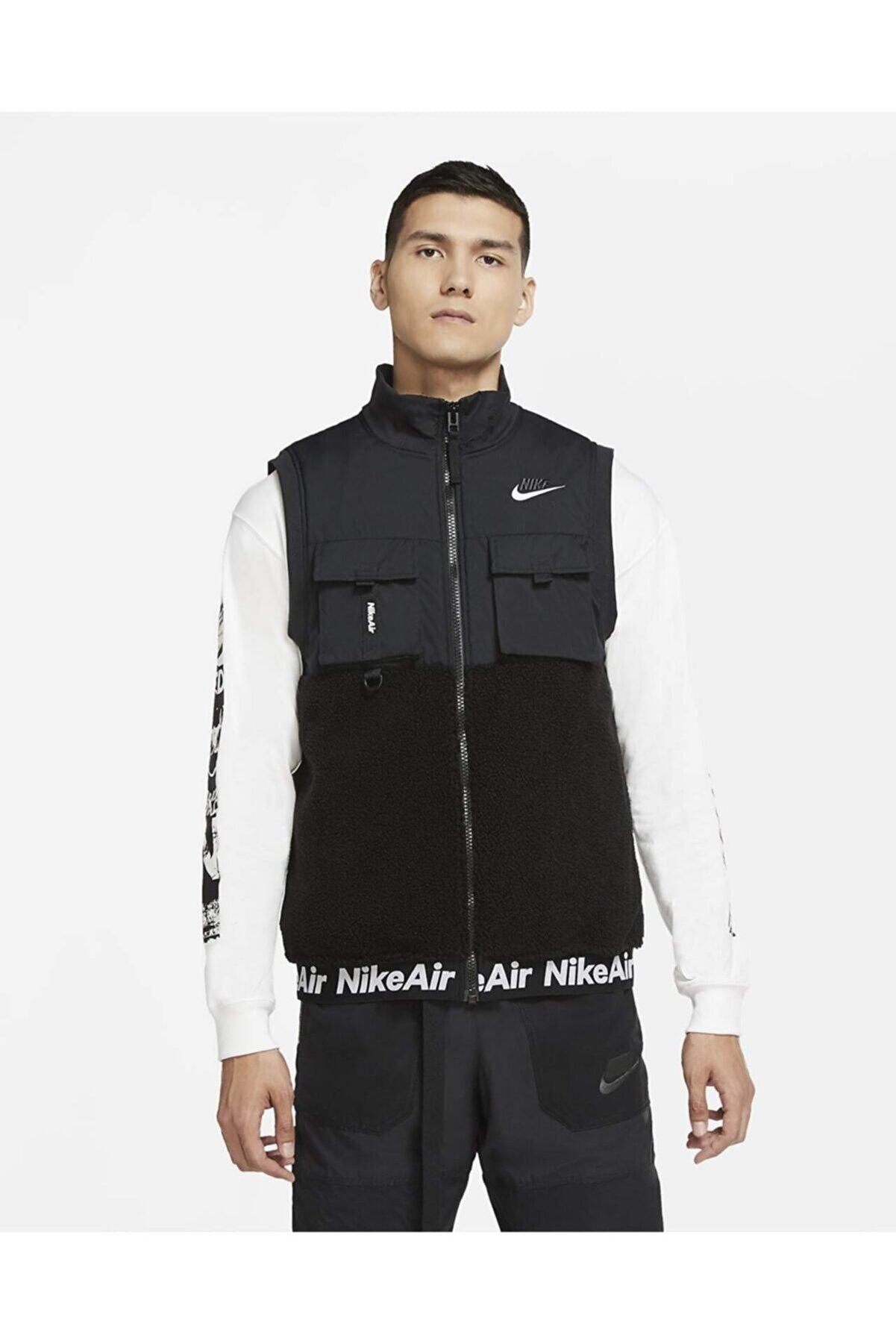 Nike Erkek Air Yelek, Air Synthetic-fill Men's Winter Gilet