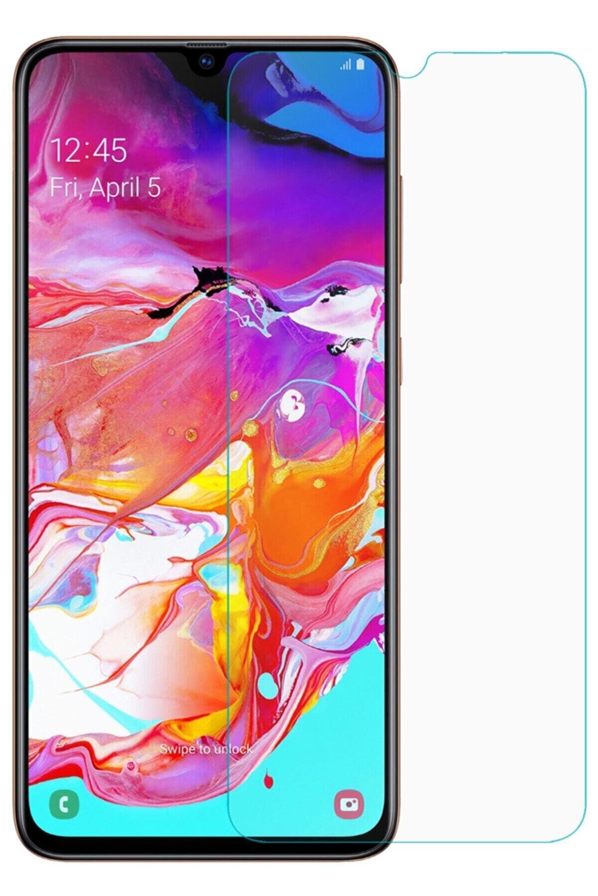 SUPPO Samsung A70 Koruyucu Kırılmaz Cam