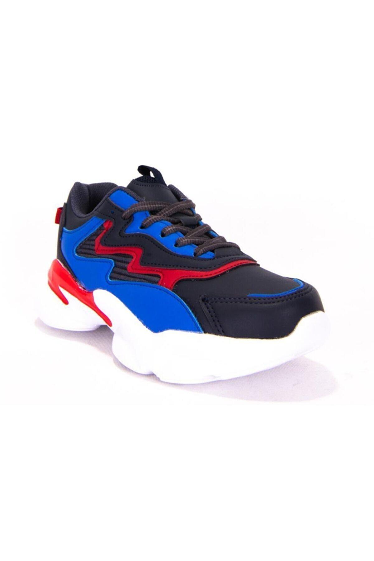 Kinetix TROTTER Lacivert Erkek Çocuk Yürüyüş Ayakkabısı 100534531