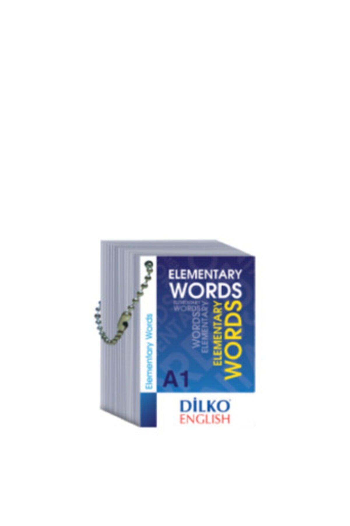 Dilko Yayıncılık Kelime Kartı A1