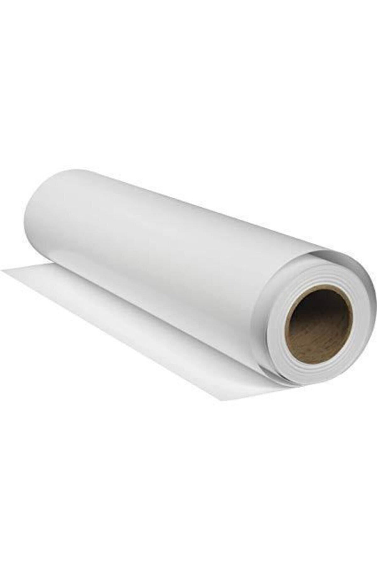 NewVario Mobilya Dolap Kaplama Folyosu Mat Beyaz 60 Cm-5 Metre