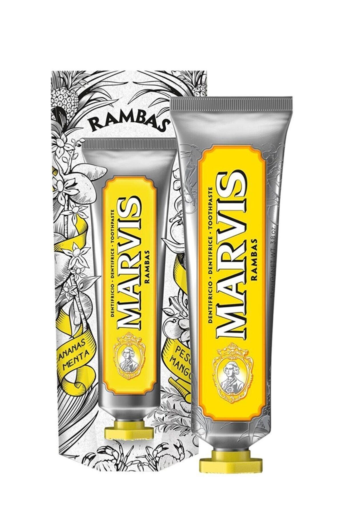 Marvis Rambas Diş Macunu 75 ml