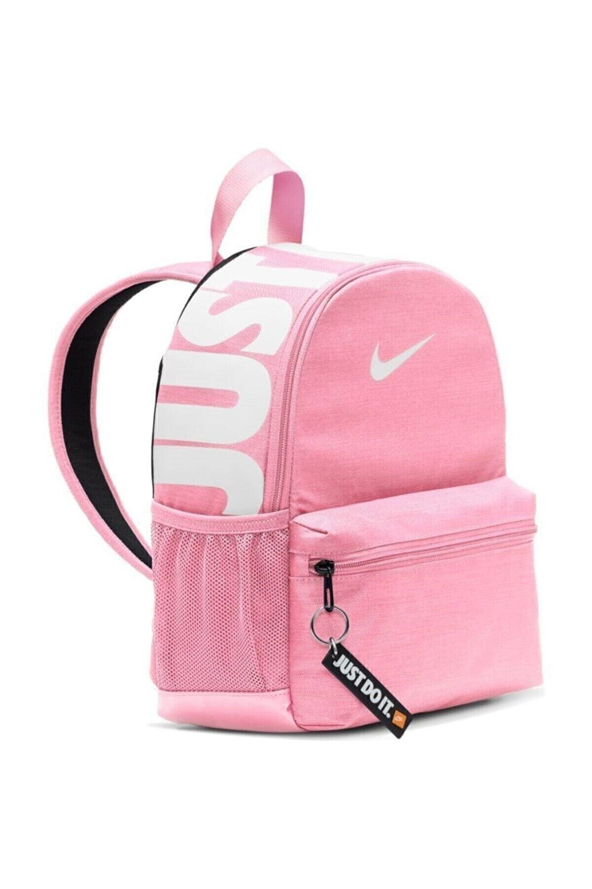 Nike Unisex Pembe Sırt Çantası BA5559-655