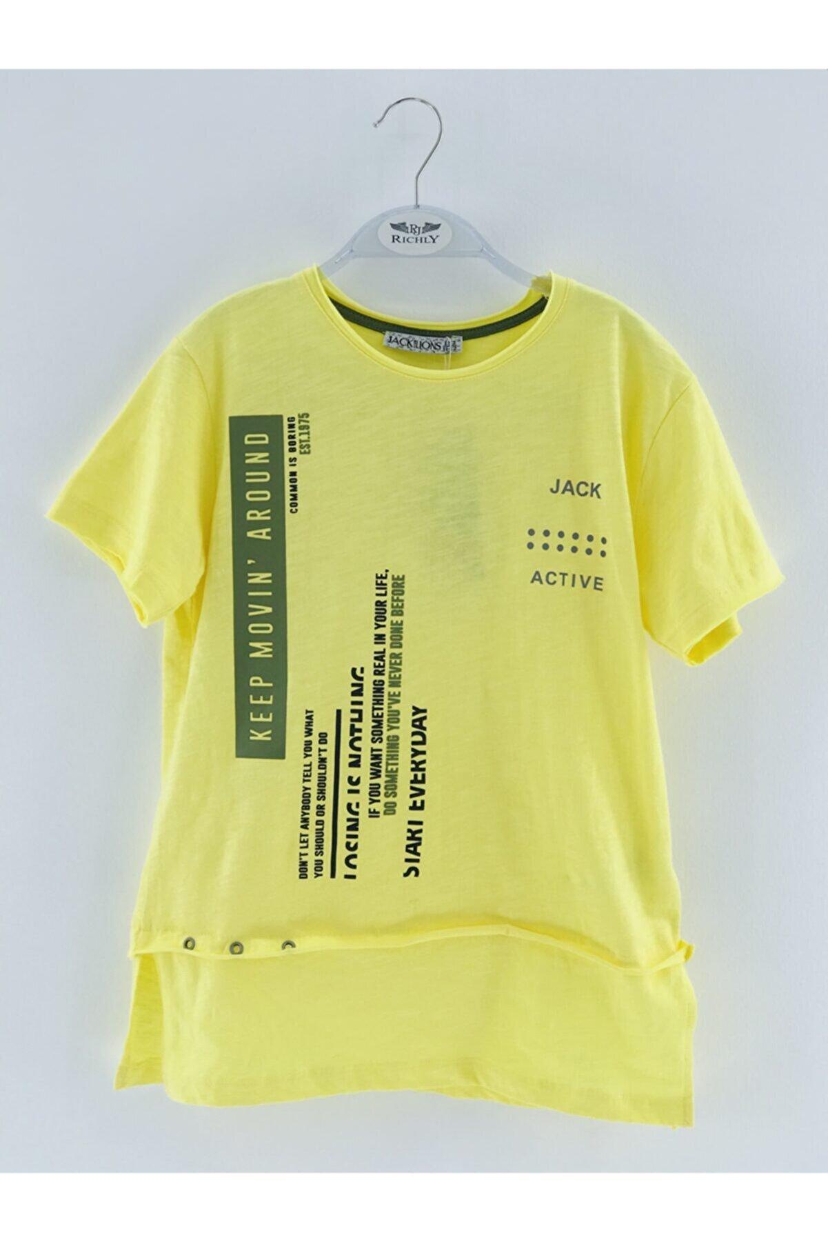 Jack Lions Jack Active Çocuk T-shirt