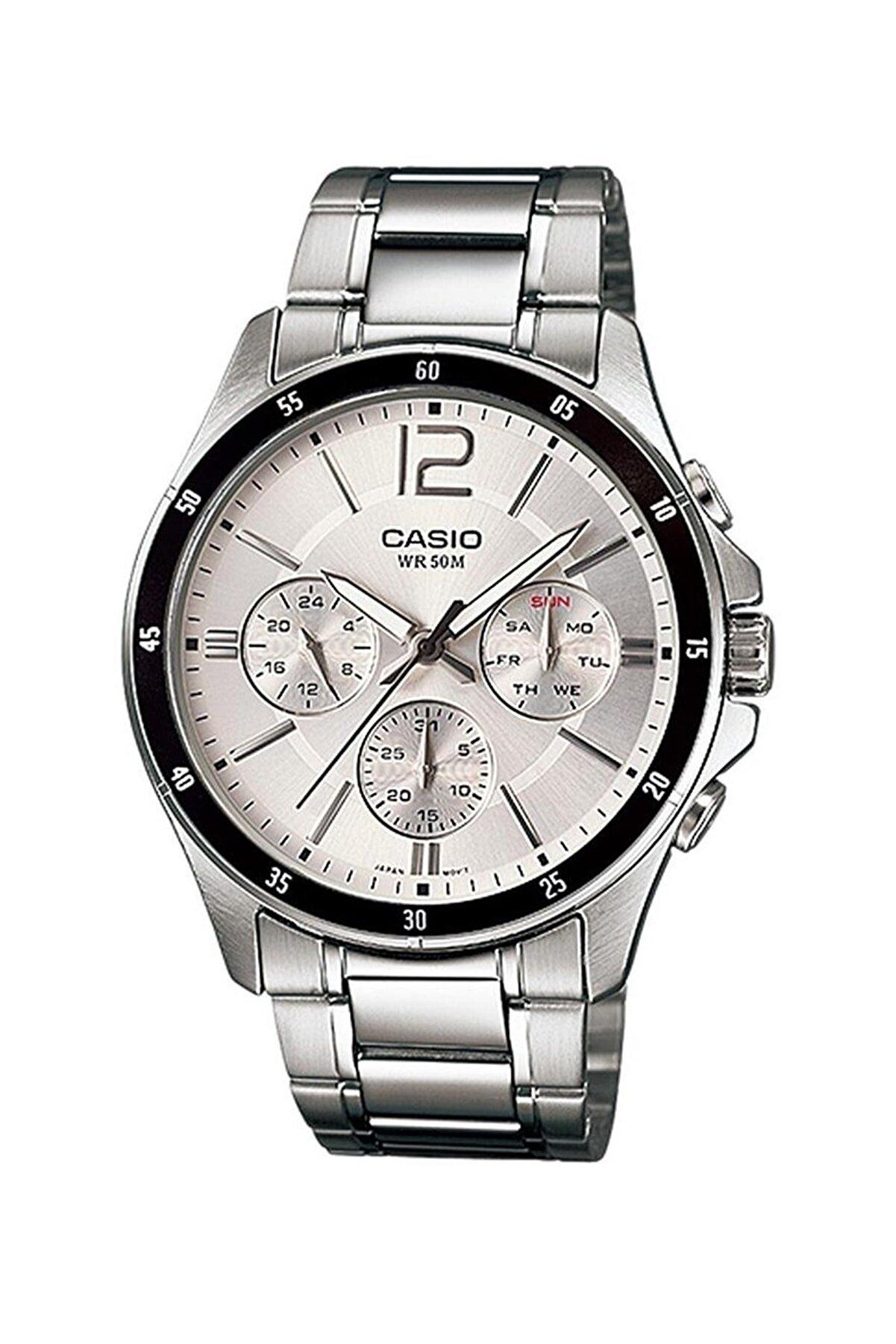 Casio Casıo Mtp-1374d-7avdf Erkek Kol Saati