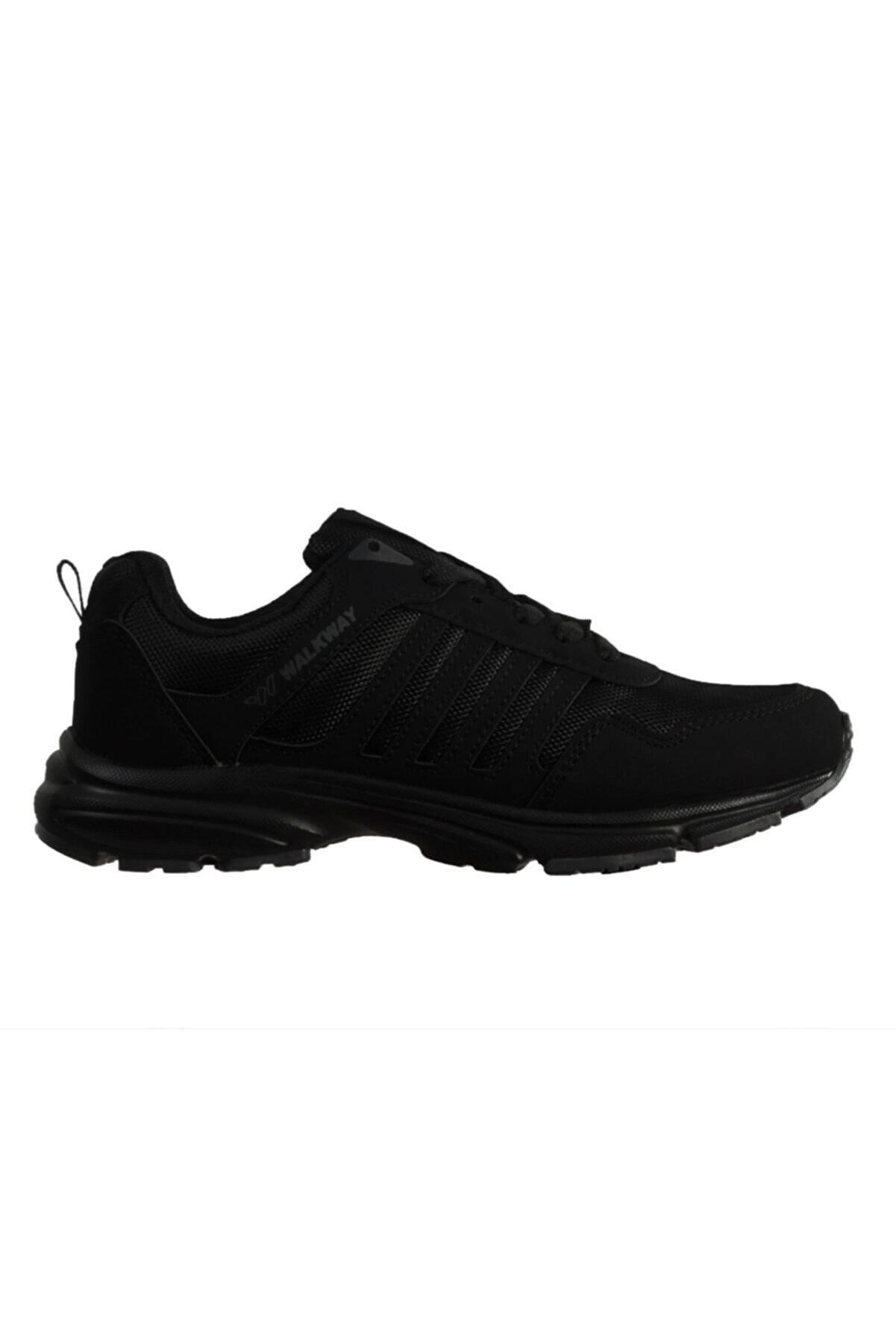 WALKWAY 2096 Siyah Unisex Spor Ayakkabı