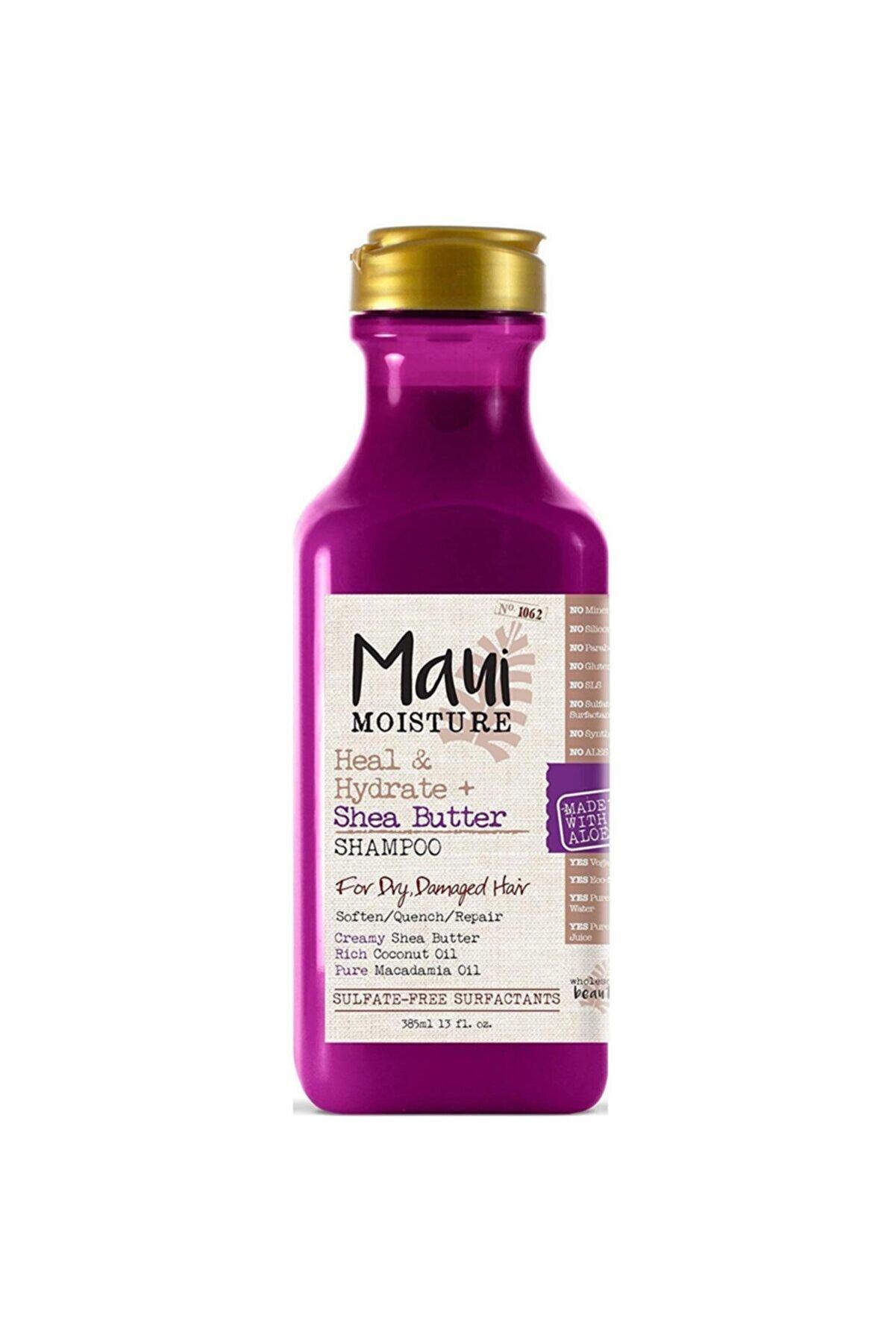 Maui Shea Butter Şampuan 385ml