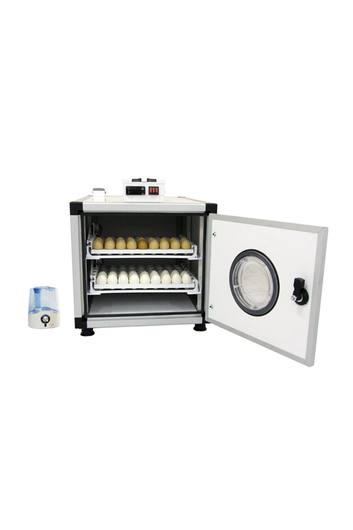 chickbox Kuluçka Makinesi 126 Lık Tam Otomatik