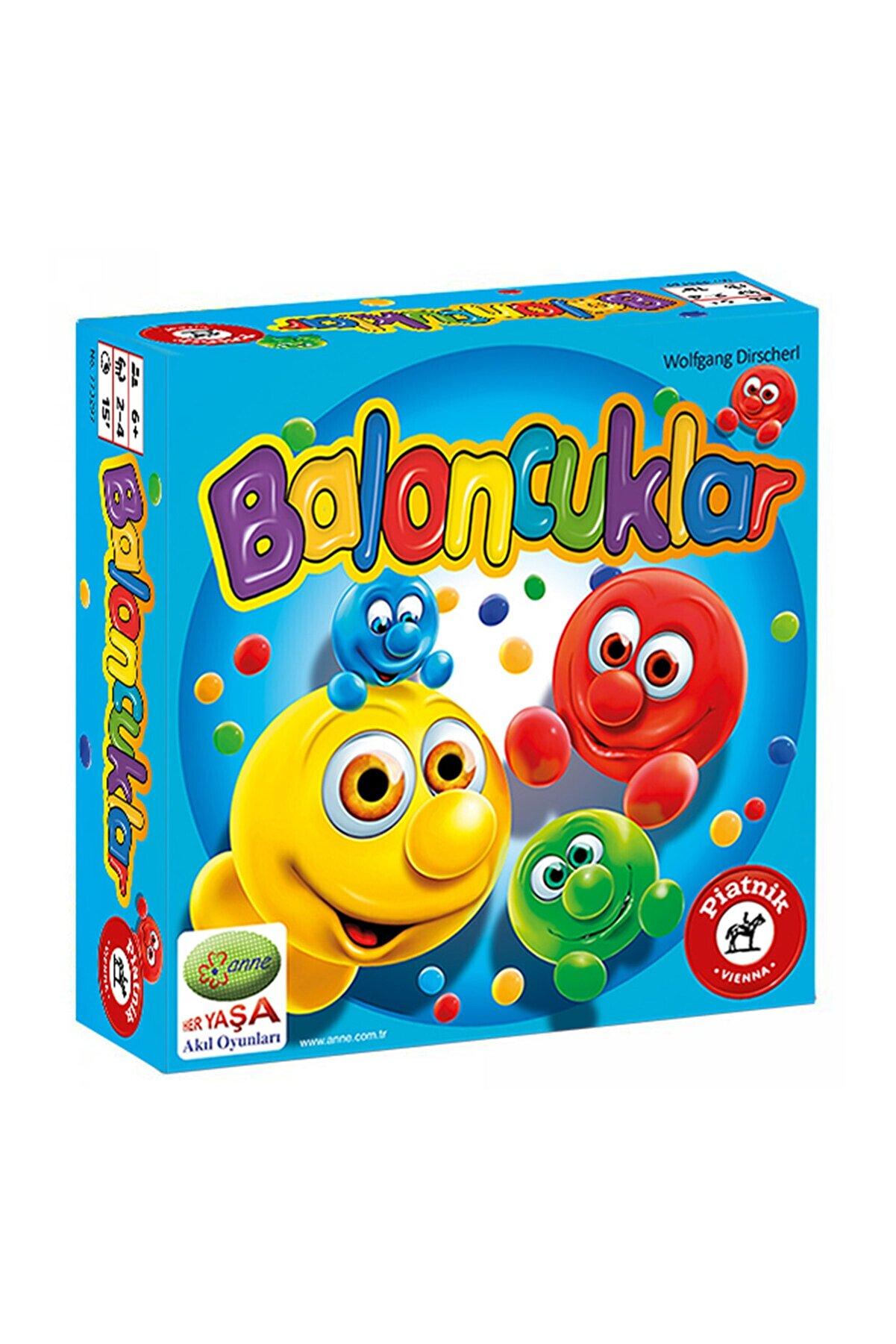 Piatnik Baloncuklar (Bubbles) - Türkçe /