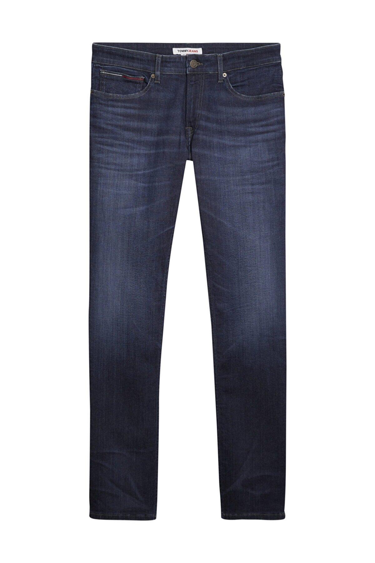 Tommy Hilfiger Erkek Denim Jeans Scanton Slım Qdbst DM0DM09317