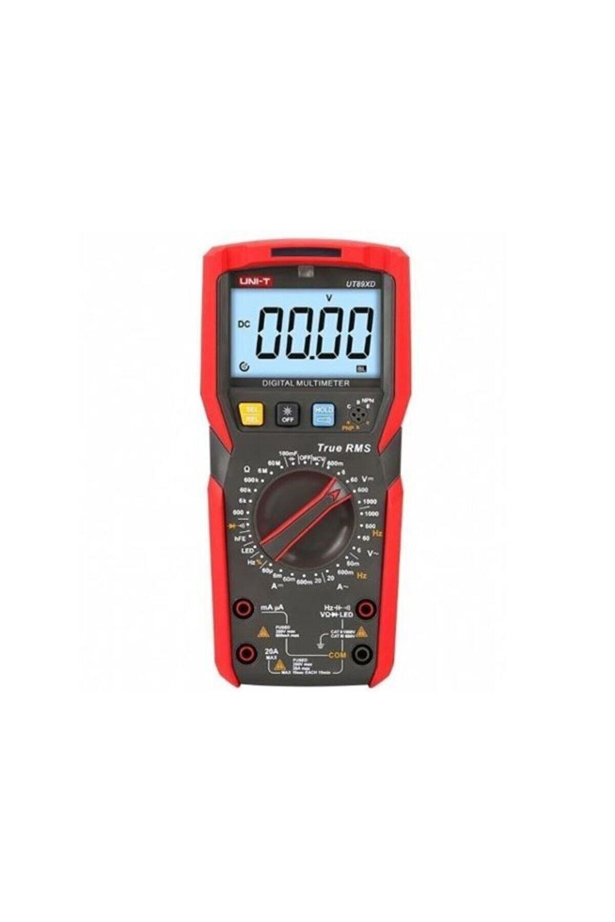 Unit Ut89xd Çok Fonksiyonlu Dijital Multimetre