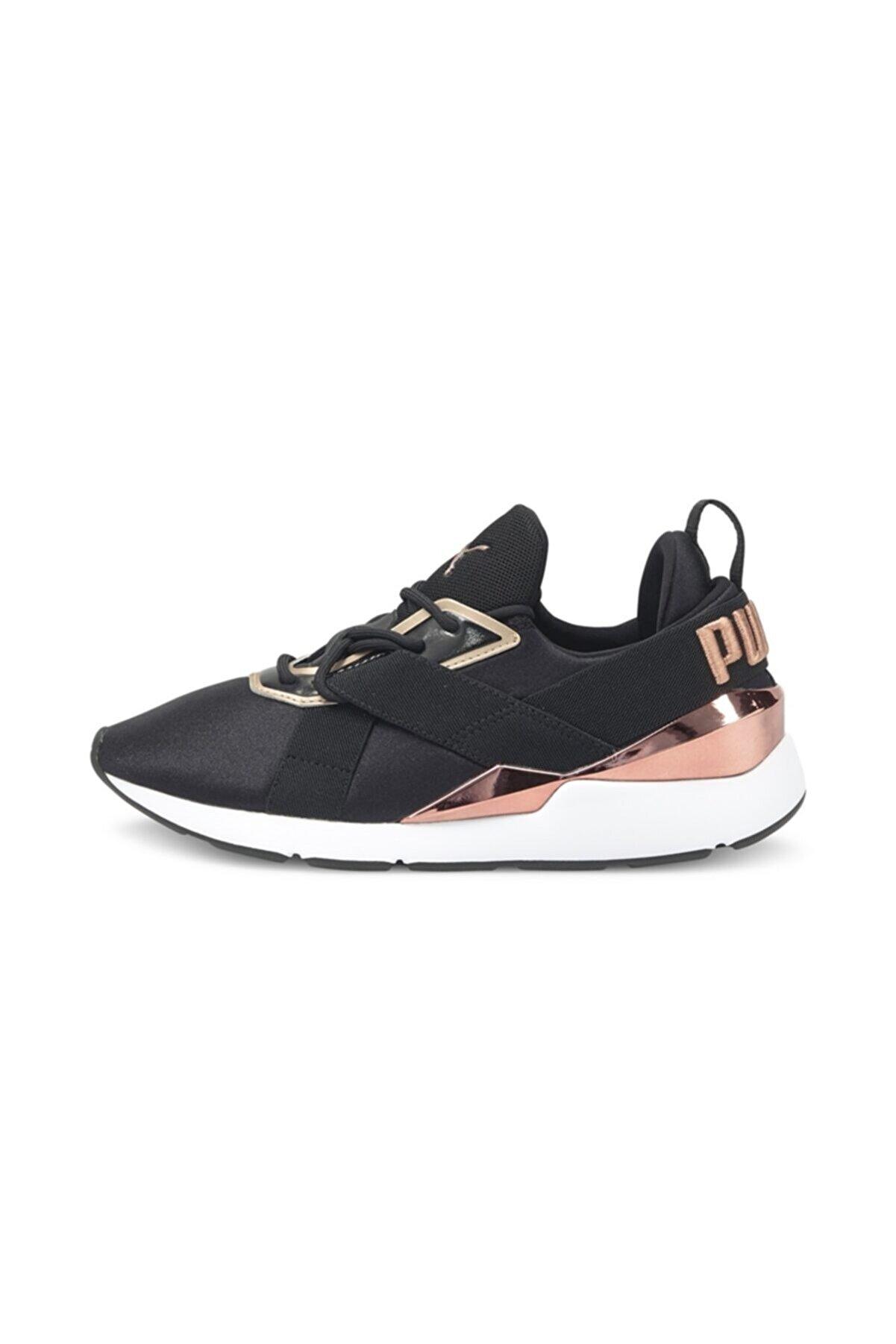 Puma Muse X3 Metallic Wn S A Kadın Günlük Ayakkabı - 37513101