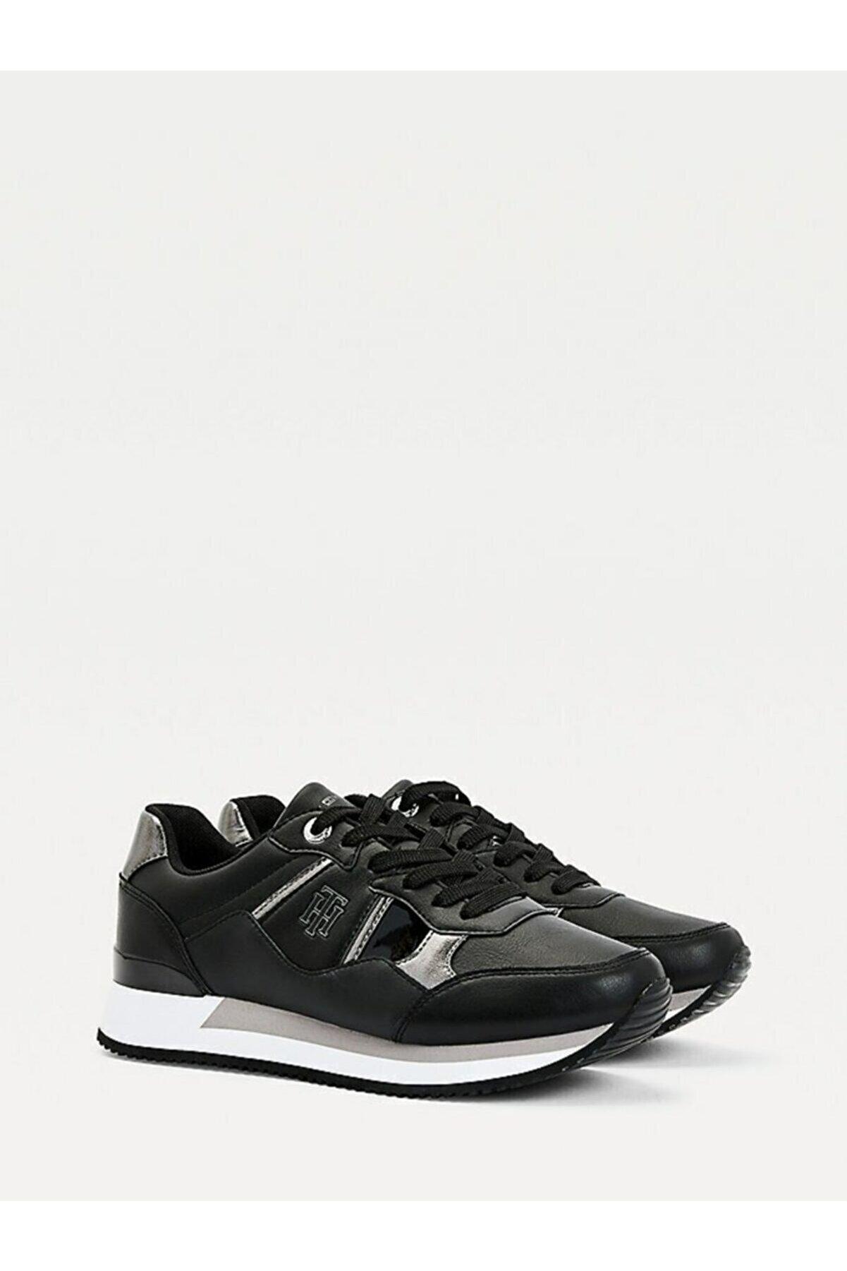 Tommy Hilfiger Th Interlock Cıty Sneaker