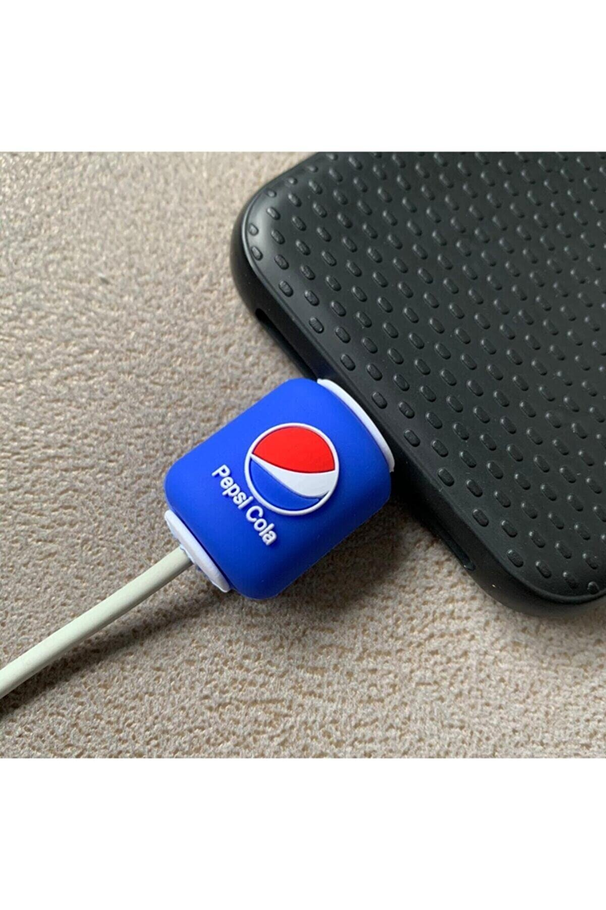 SUPPO Sevimli Silikon Kablo Koruyucu