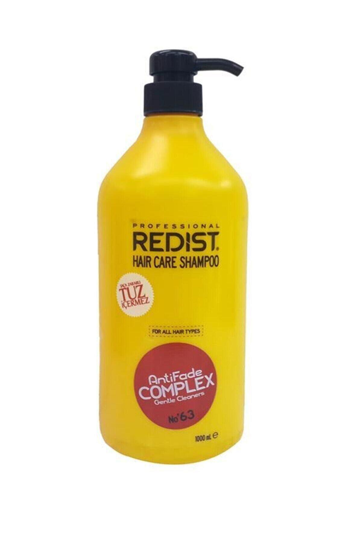 Redist Tuzsuz Şampuan 1000 ml