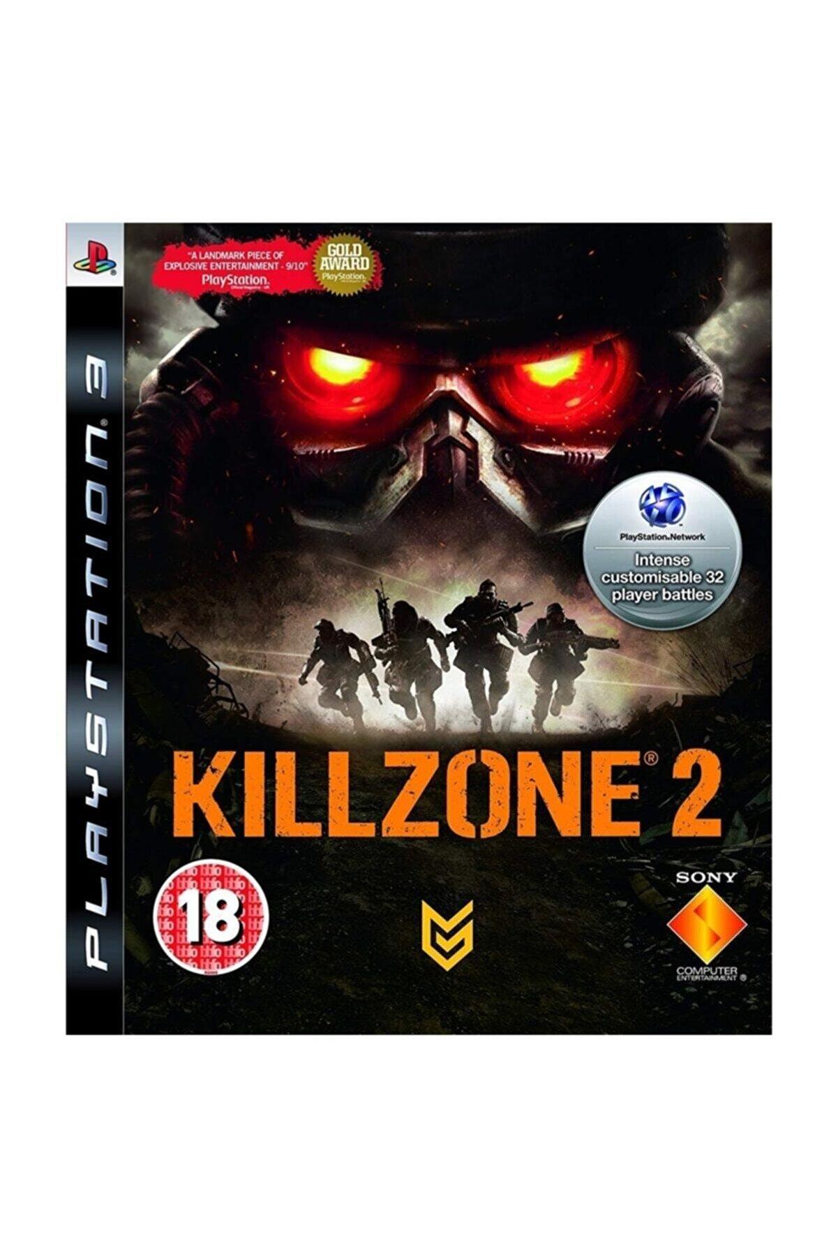 Sony Dahaaa Ucuzu Yok Playstation 3 Oyunu ( Killzone 2 Ps3 )--2.el--