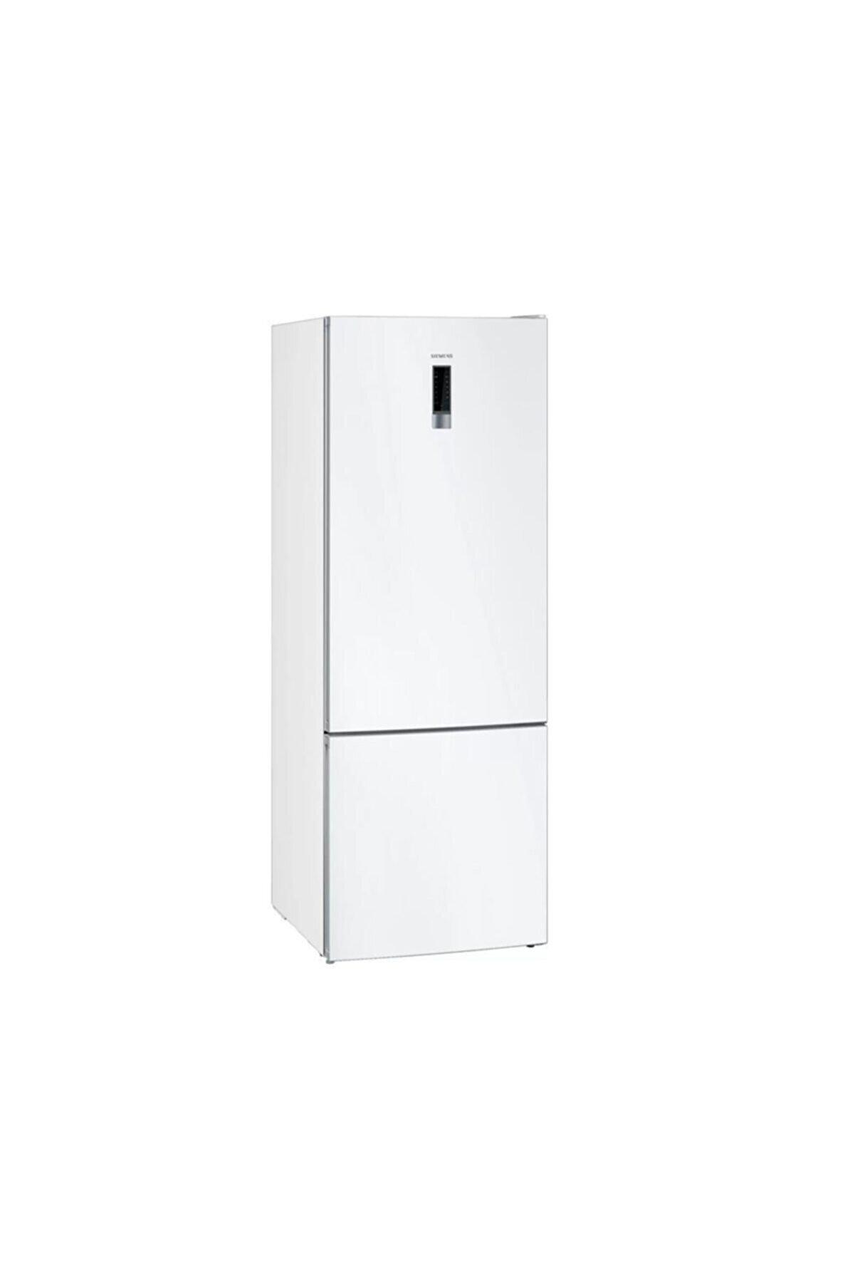 Siemens Kg56nvwf0n A++ 559 Lt No-frost Kombi Tipi Buzdolabı-beyaz