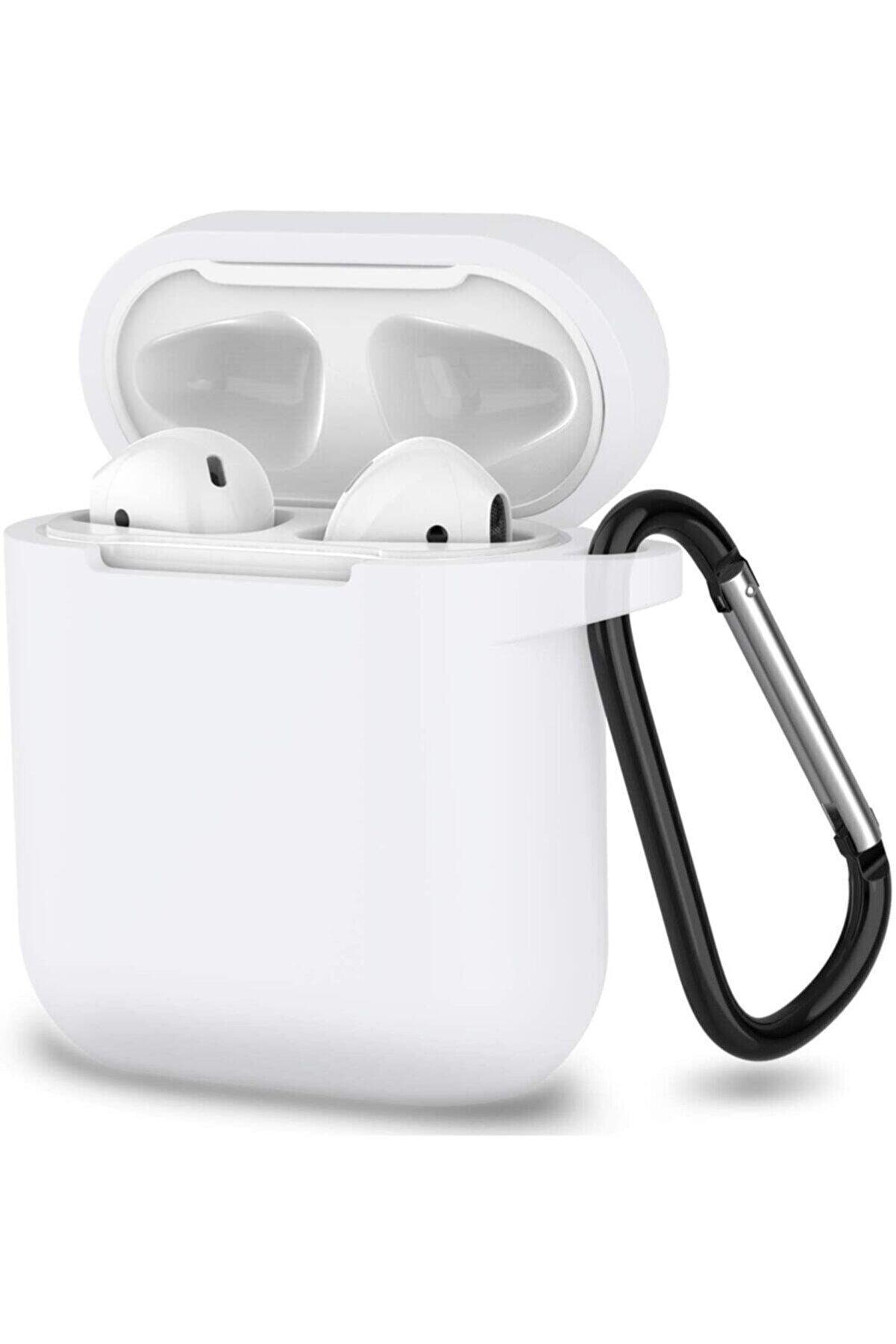 SUPPO Apple Airpods Silikon Kılıf