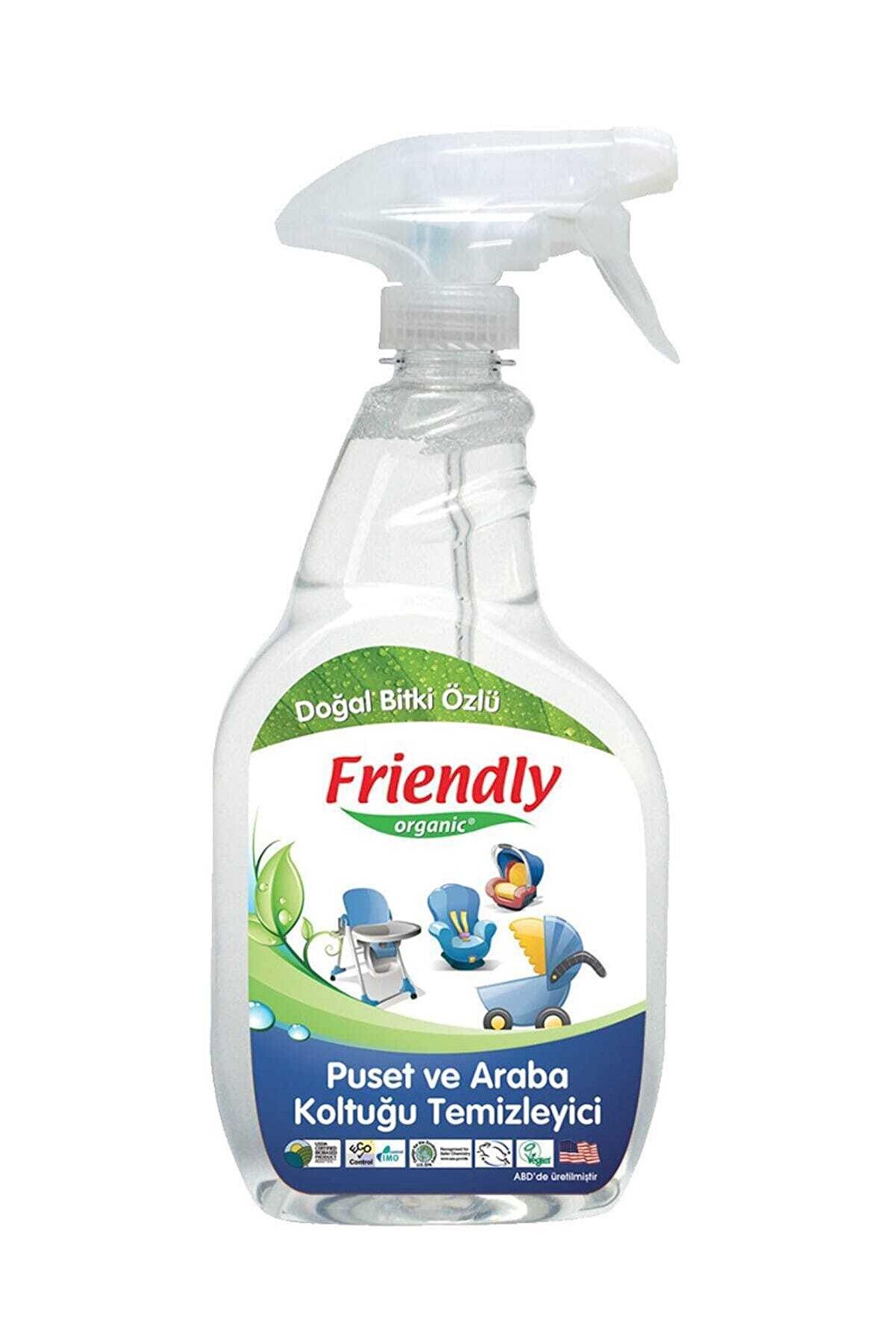 Friendly Organic Araba Koltuğu Ve Puset Temizleyici - 250 Ml