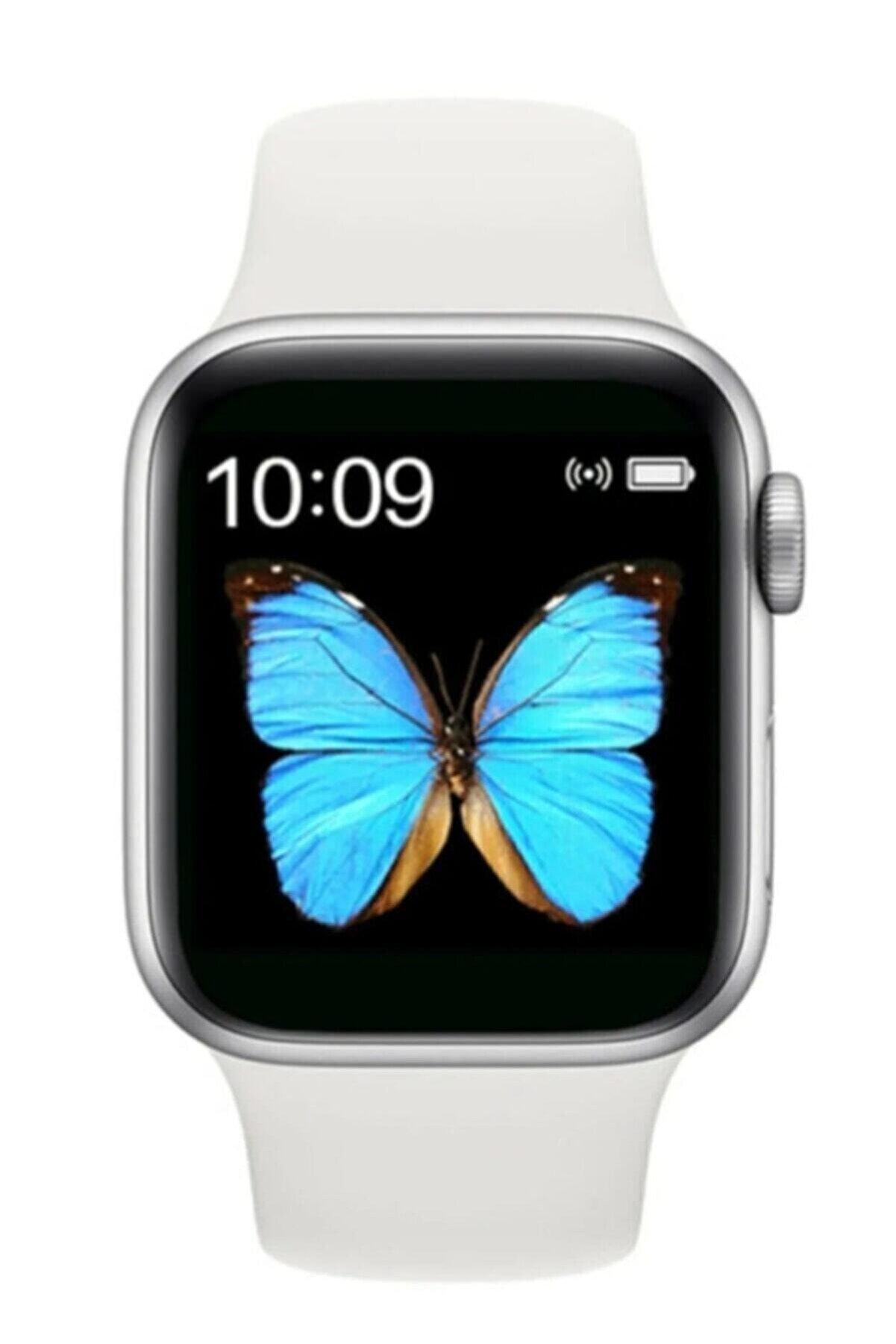 Everest T500 Akıllı Saat Smart Watch Ios Ve Android Uyumlu 2020 Yeni Model