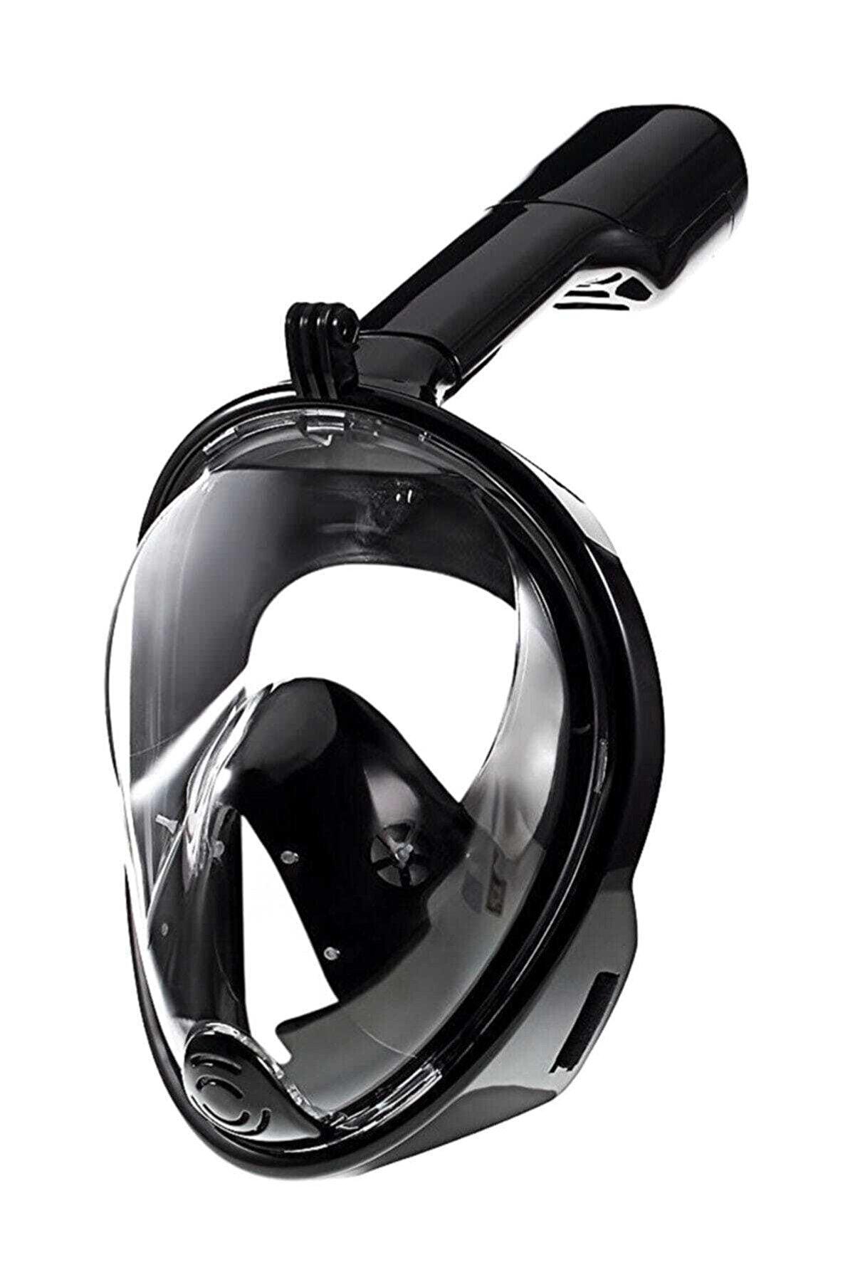 Amphibian Full Face Dalış Maskesi Şnorkel
