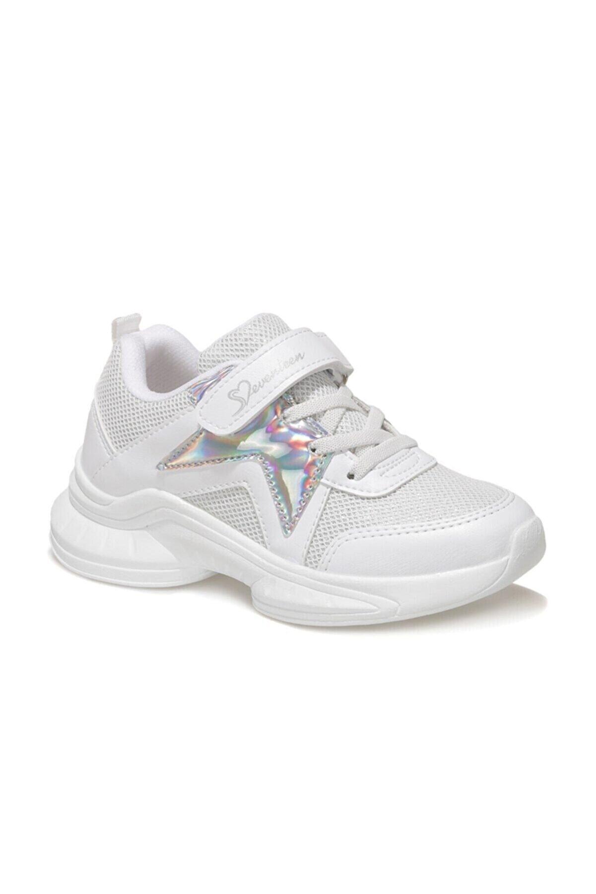 SEVENTEEN LİZO 1FX Beyaz Kız Çocuk Fashion Sneaker 101015196