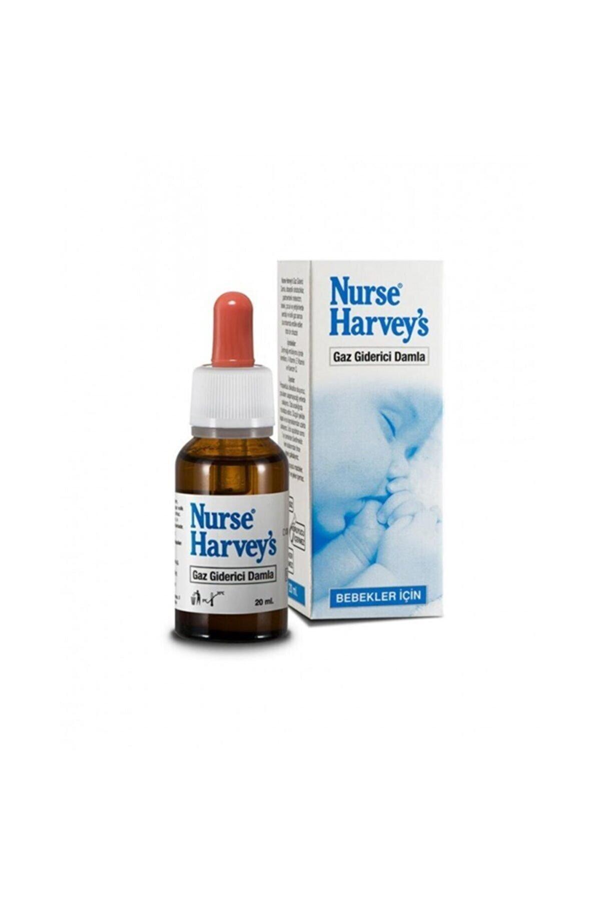 Nurse Harvey's Gaz Giderici Damla 20ml