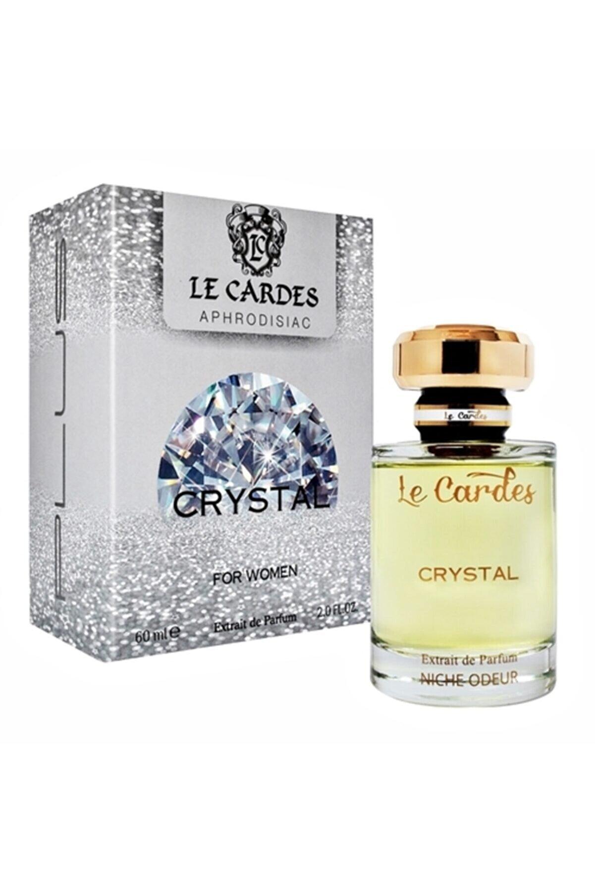 Le Cardes Plus Crsytal Aphrodisiac Extrait De Parfüm 60 Ml Kadın Parfüm