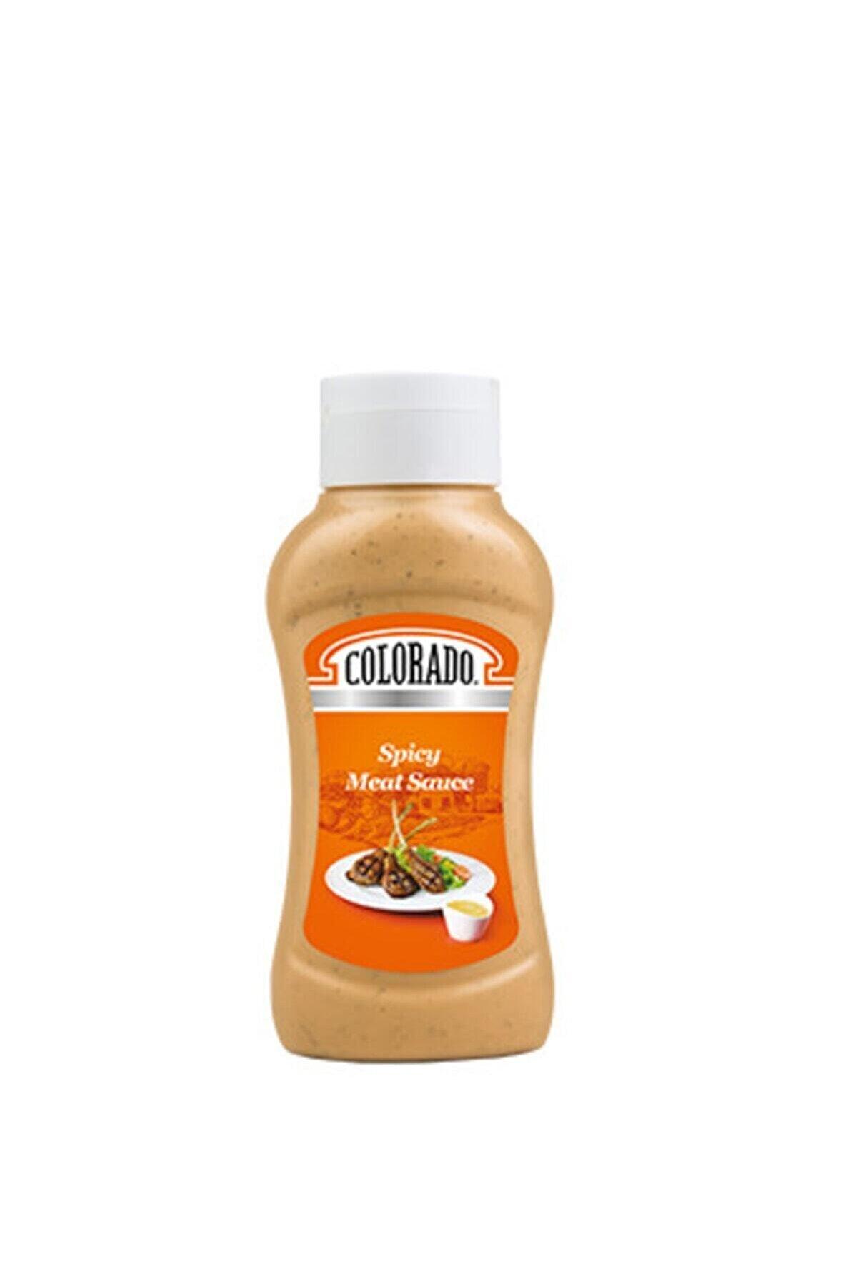 Colorado Burger Spicy Meat Sos 530 gr X 2