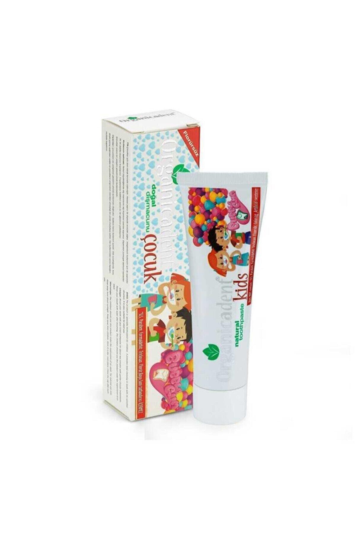Organicadent Doğal Diş Macunu Kids 50 ml