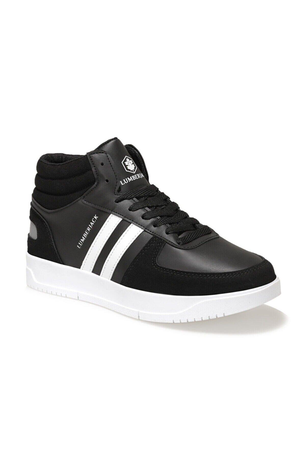 Lumberjack KLAN HI 1FX Siyah Erkek Sneaker Ayakkabı 100785443