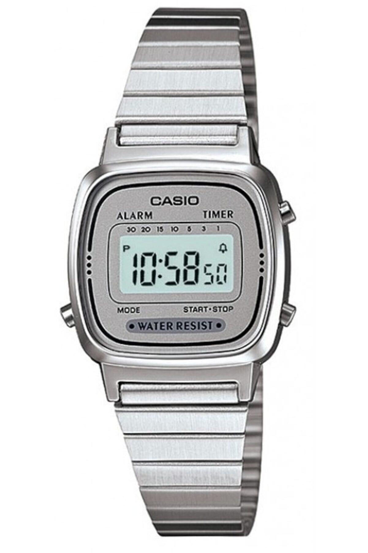 Casio Casıo La670wa-7df Kadın Kol Saati