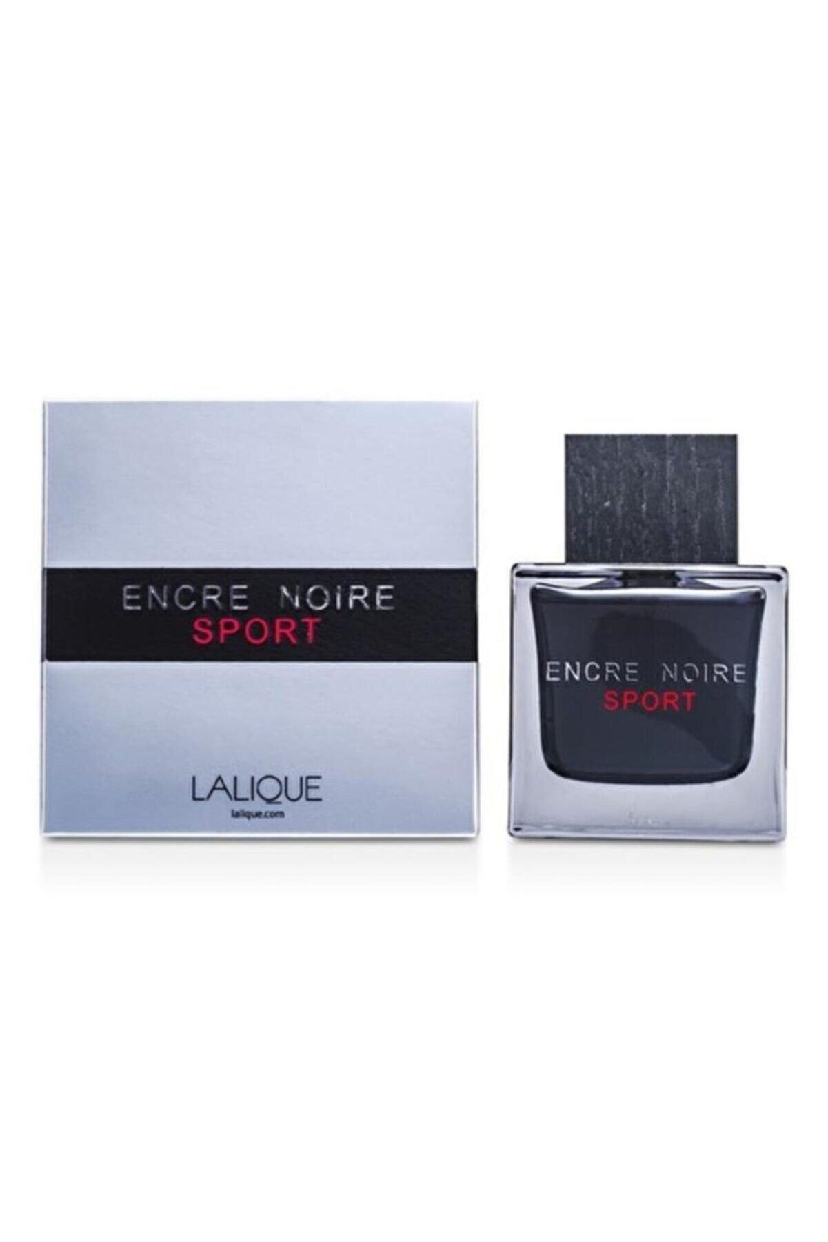 Lalique Encre Noire Sport Edt 100 ml Erkek Parfümü  7640111500902