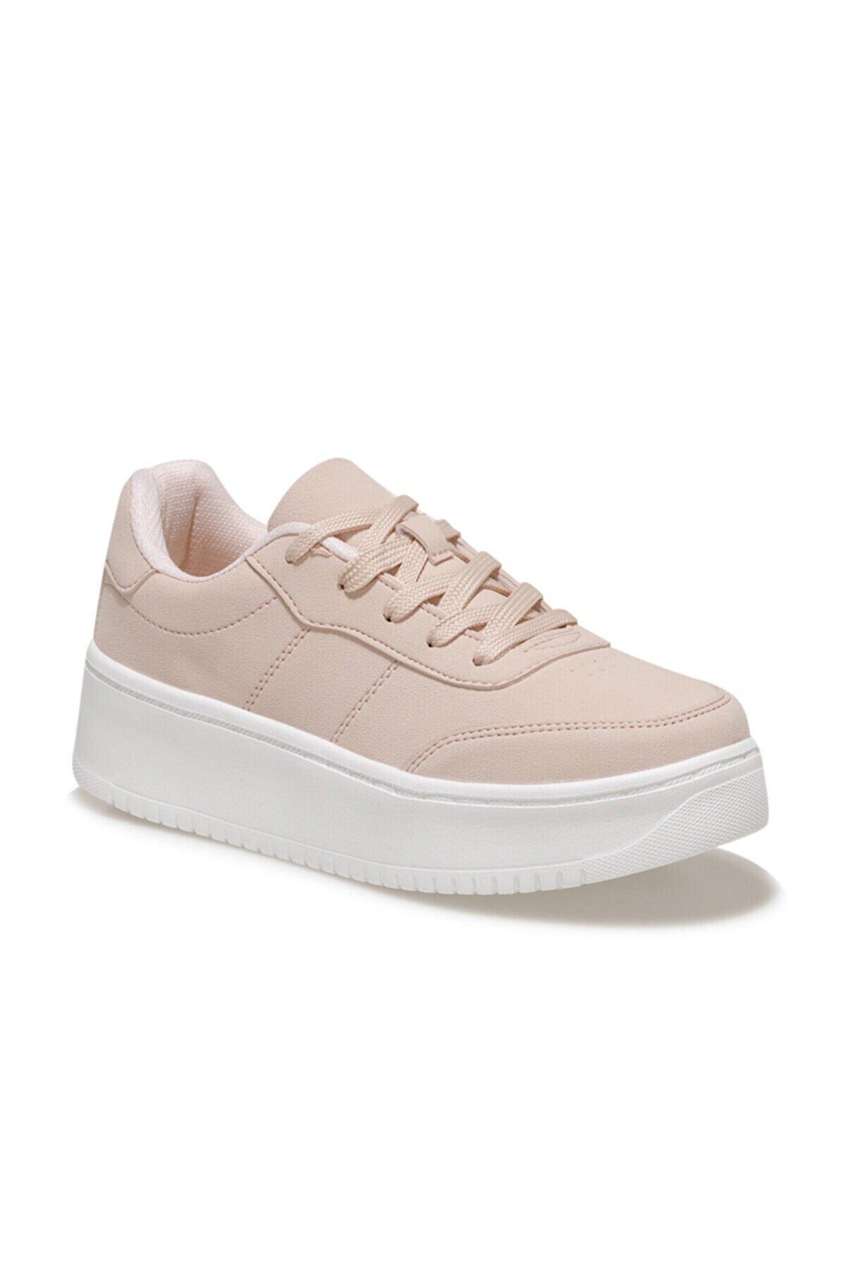 Kinetix LIZA 1FX Pembe Kadın Havuz Taban Sneaker 100586943