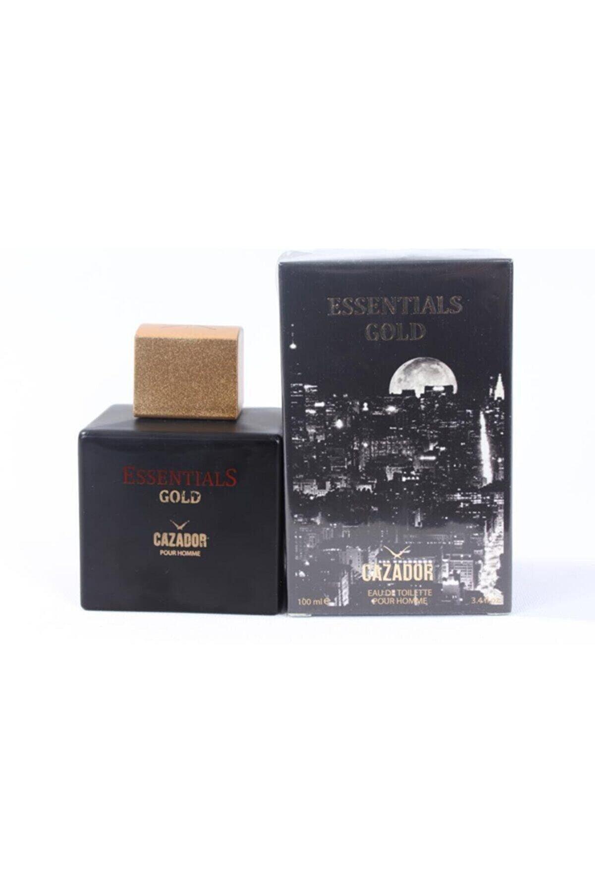 Cazador Czdr9556 Essentıal Gold Erkek Parfüm 100cl