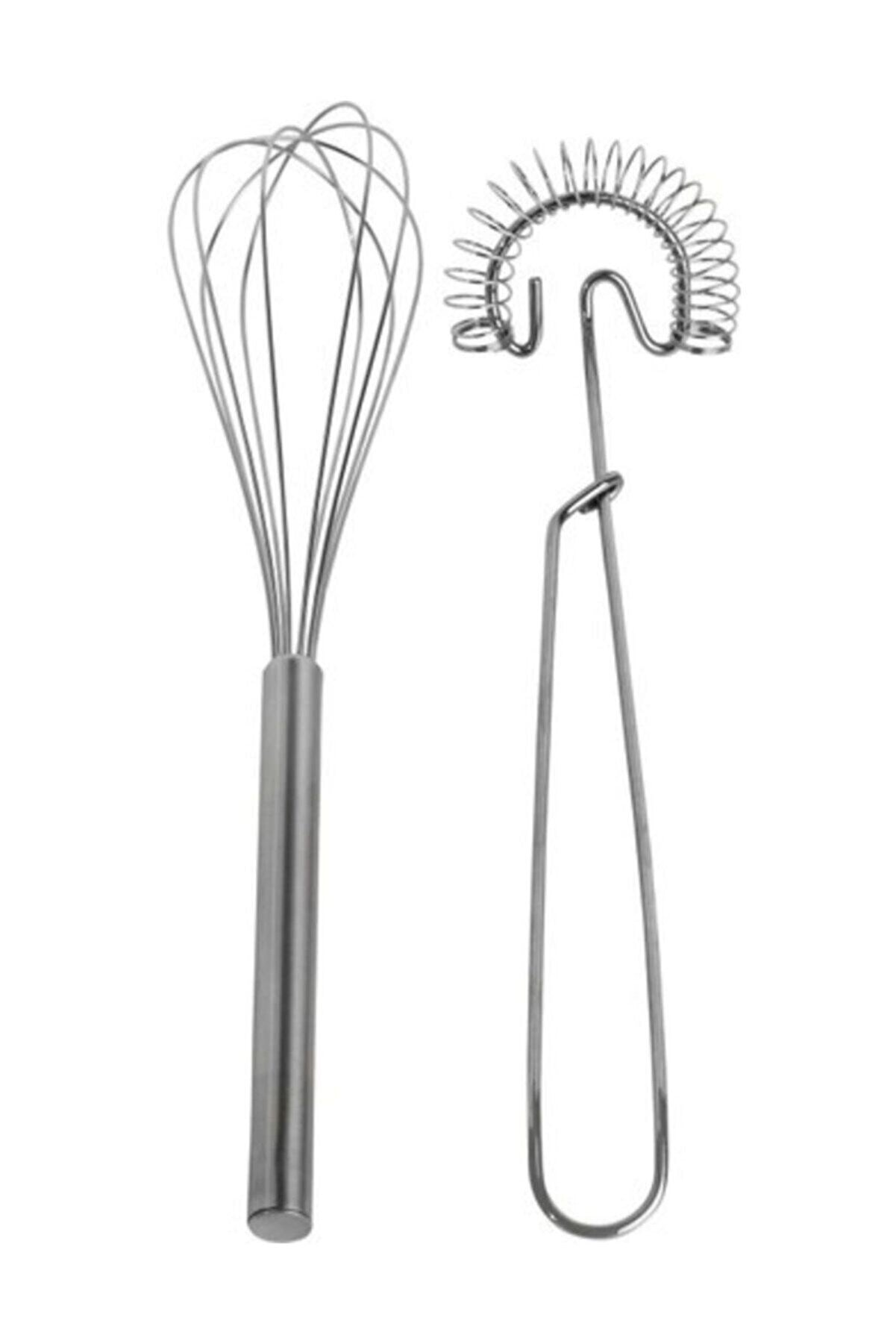 BARBUN Idealisk 2 Li Çırpıcı Ikili Çırpma Seti