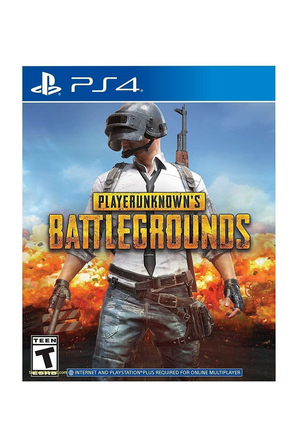 Sony Playerunknown's Battlegrounds Türkçe Ps4 Oyun