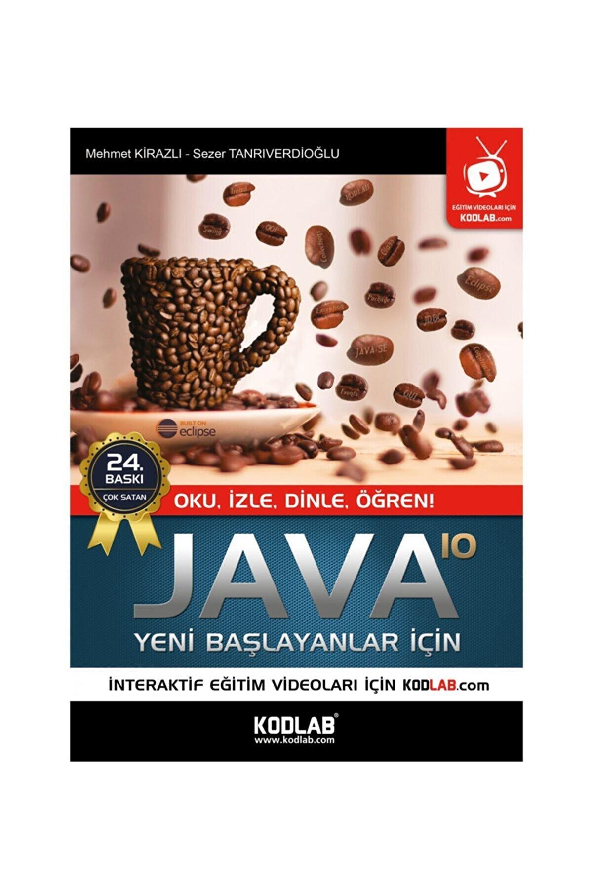 Kodlab Yeni Başlayanlar Için Java 10