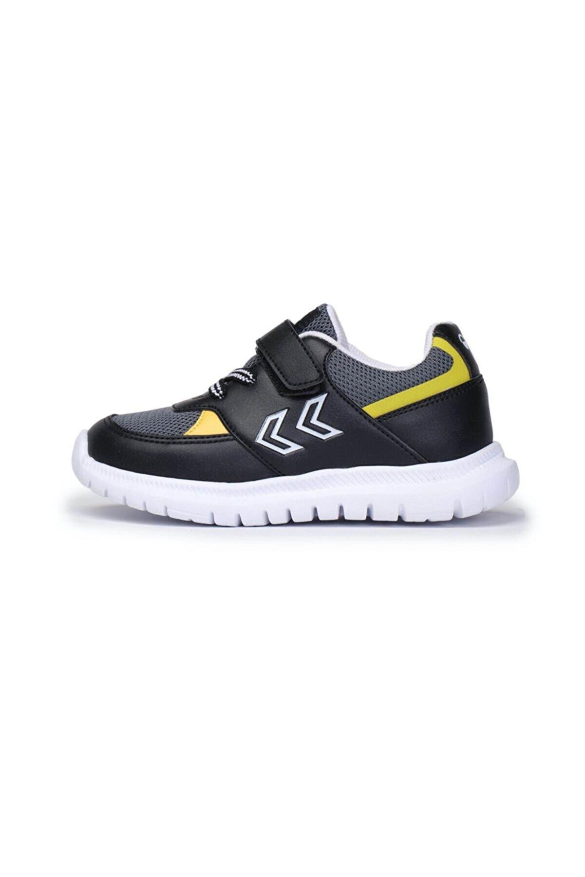 HUMMEL Unisex Çocuk Siyah Casper  Spor Ayakkabı
