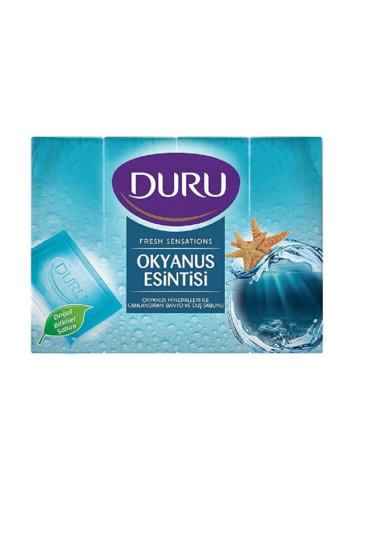 Duru Fresh Okyanus Duş Sabunu 4 adet 150 gr