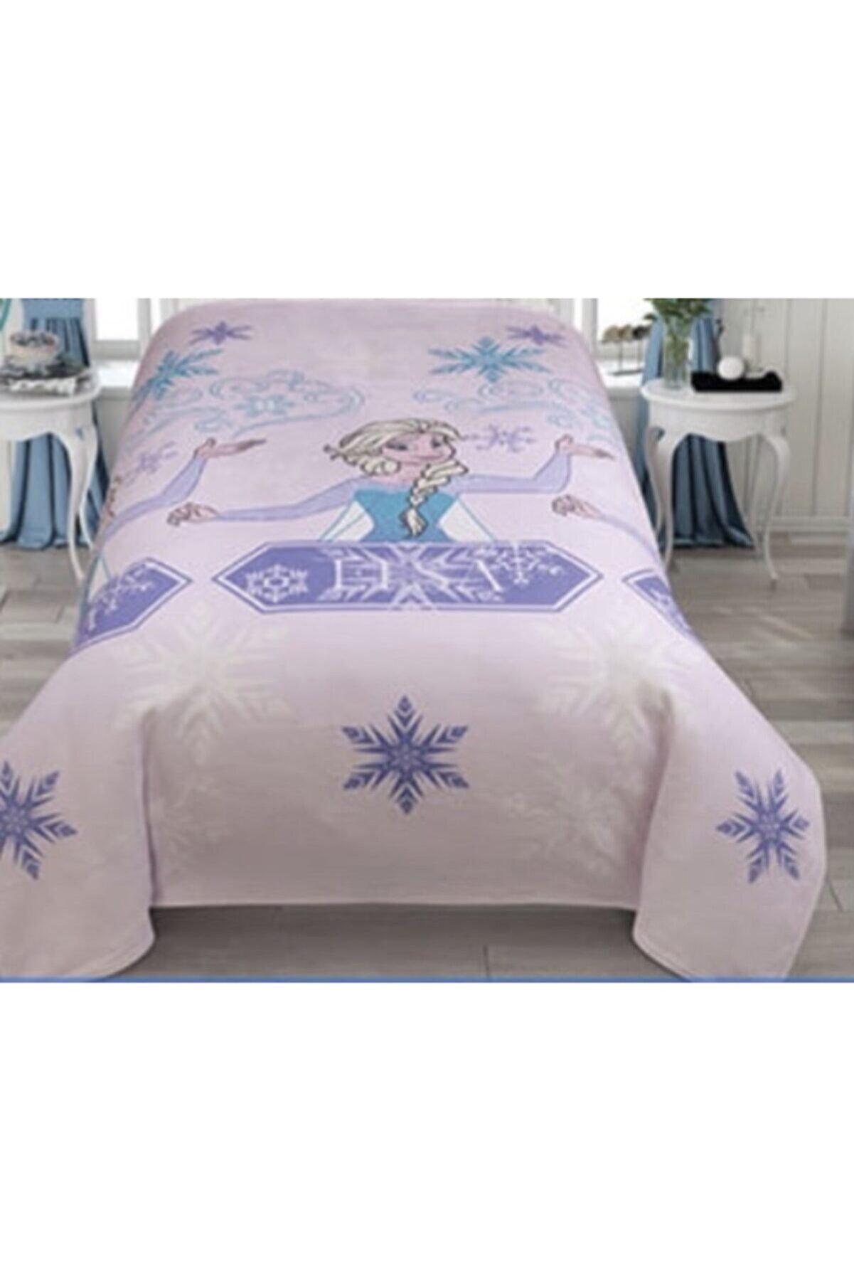 Zorluteks Disney Frozen Lisanslı Battaniye (150x200 Cm)