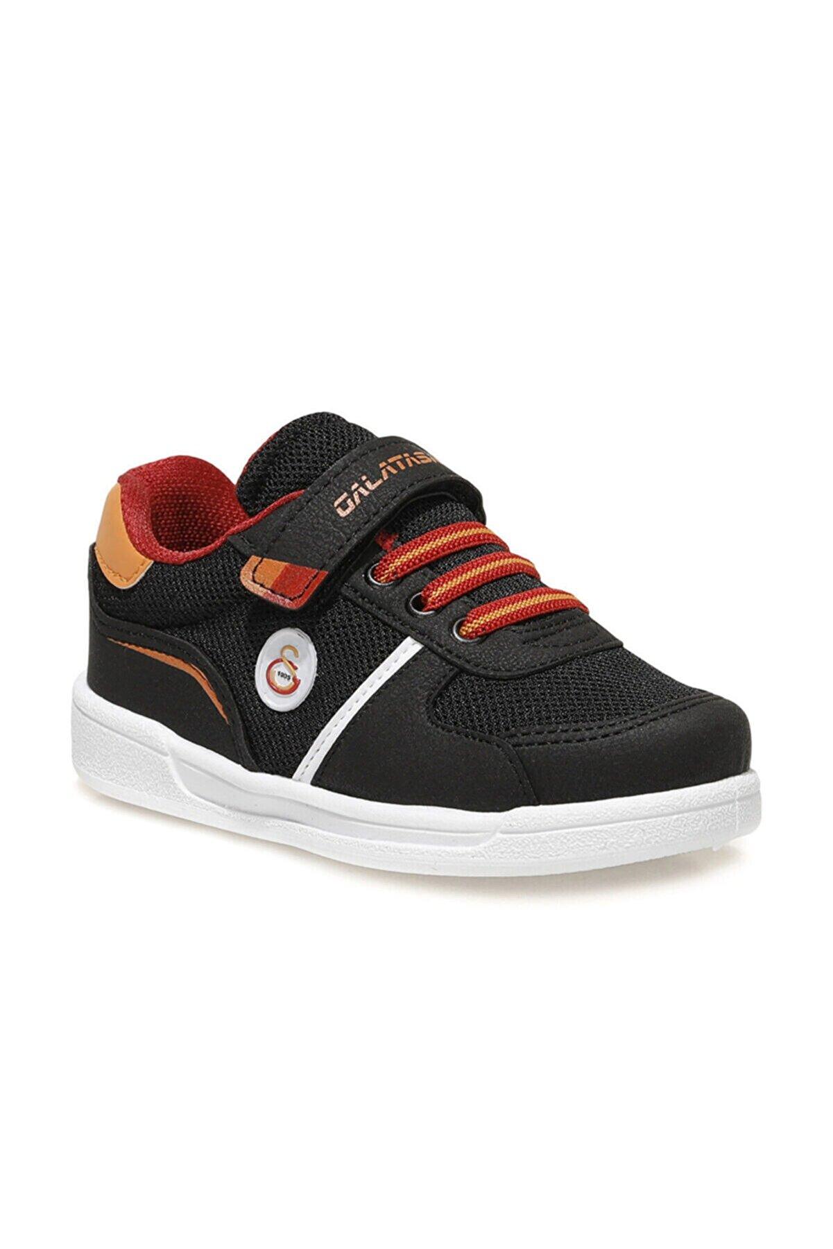 Galatasaray KREJA GS 1FX Siyah Erkek Çocuk Sneaker Ayakkabı 101013814