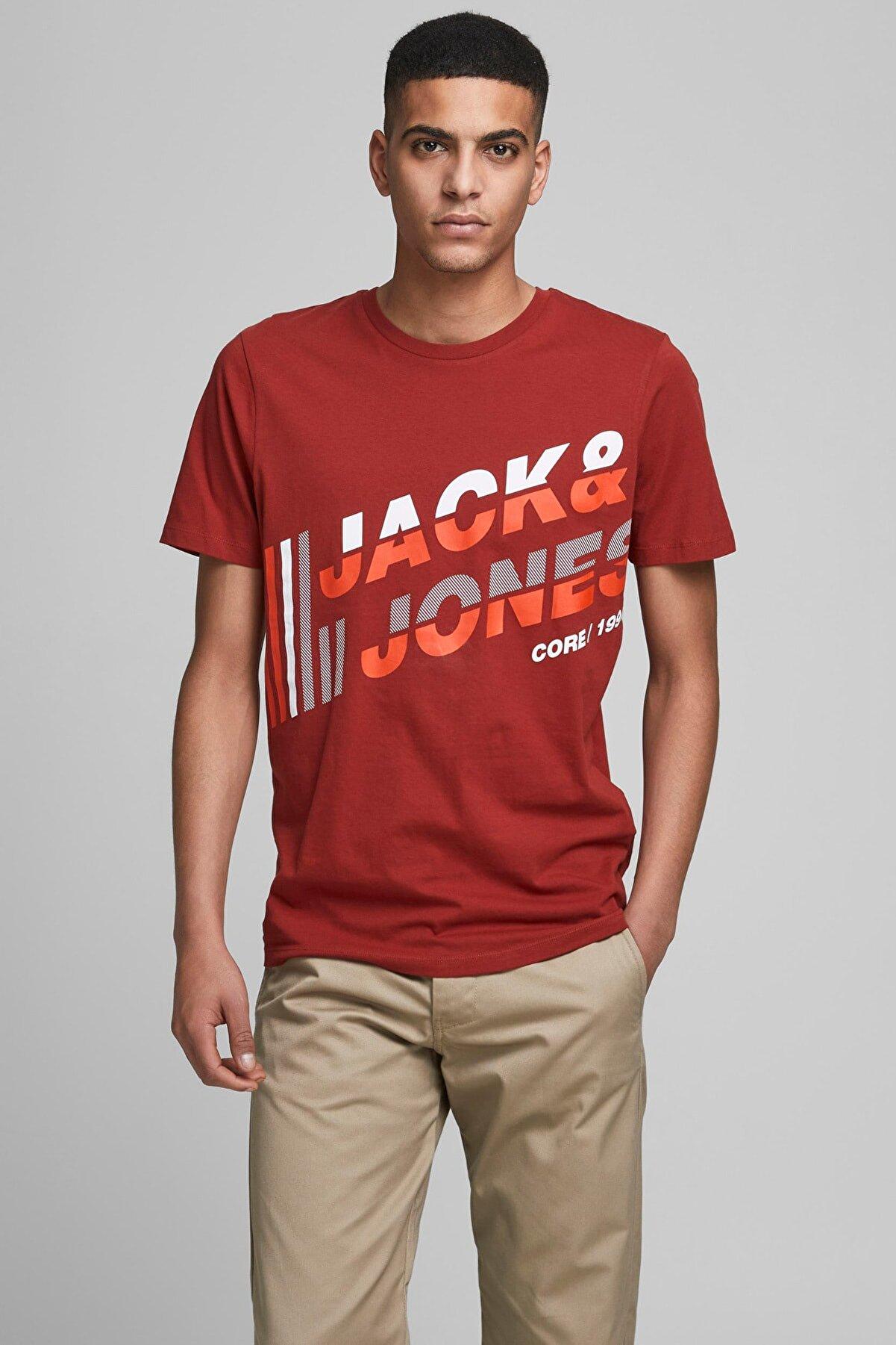 Jack & Jones Jcoalpha Tee Ss Fst