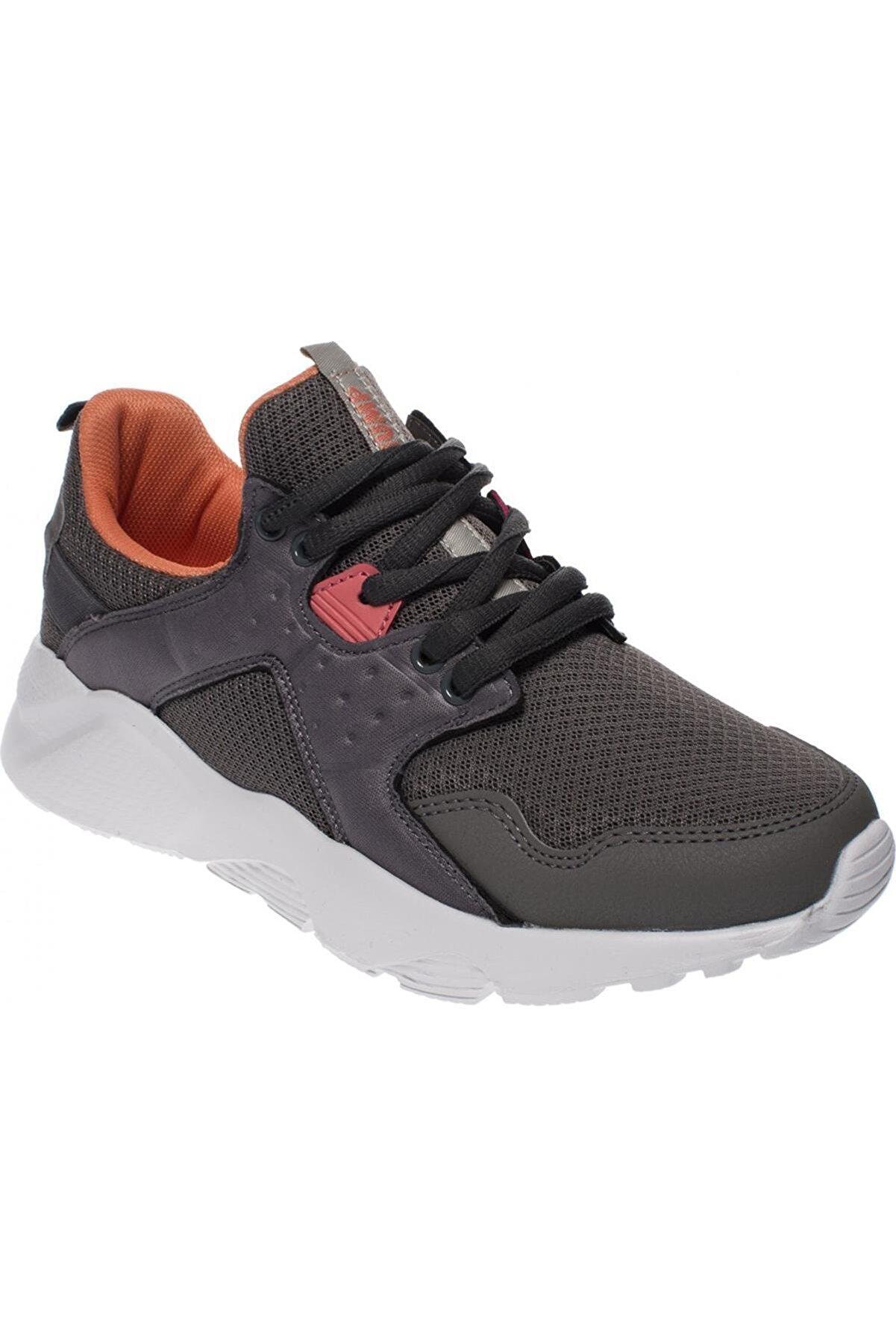 Jump Kadın Gri Spor Sneaker  21090