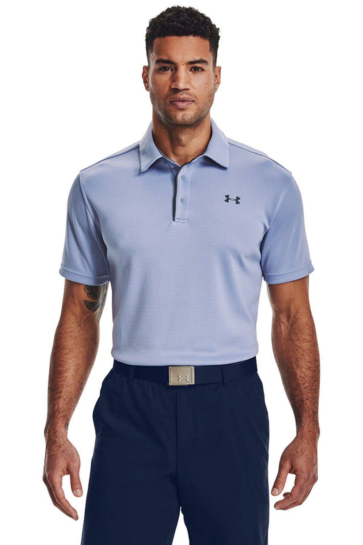 Under Armour Erkek Spor T-Shirt - Tech Polo - 1290140-420